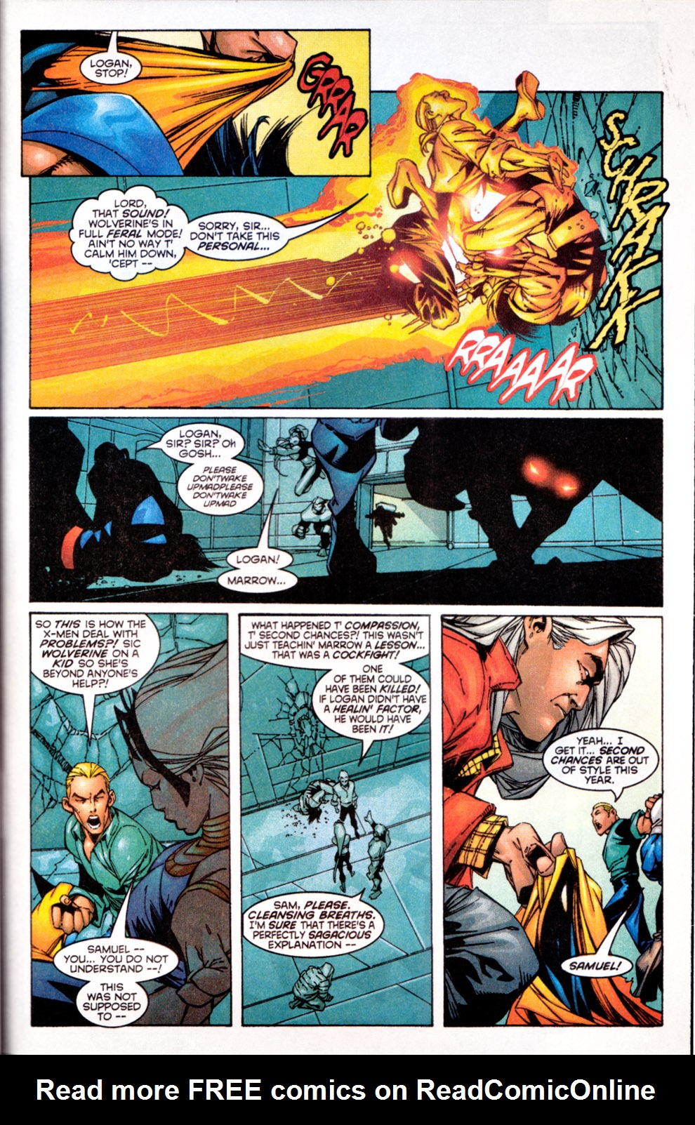 X-Men (1991) 72 Page 22