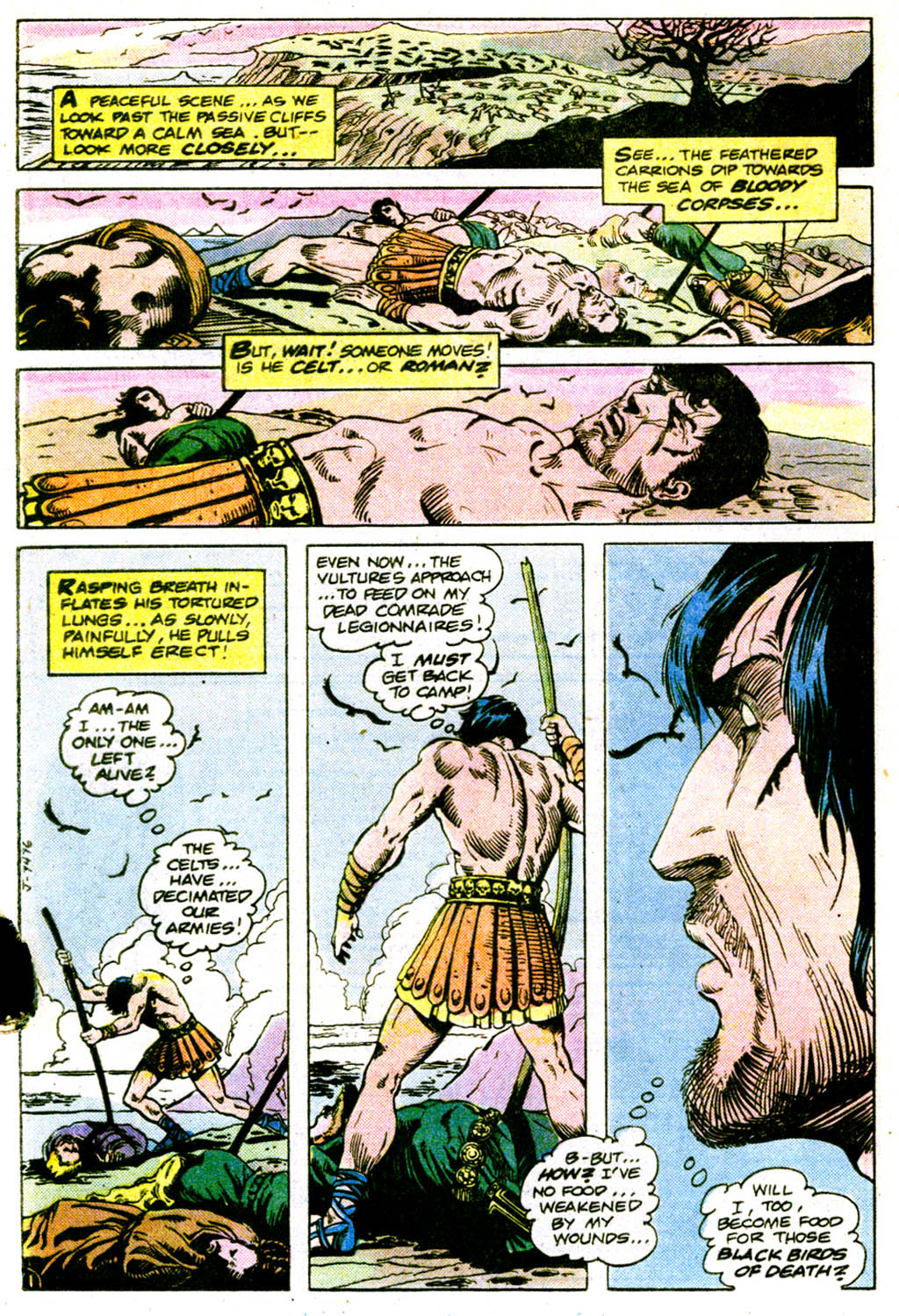 Read online Sgt. Rock comic -  Issue #362 - 23