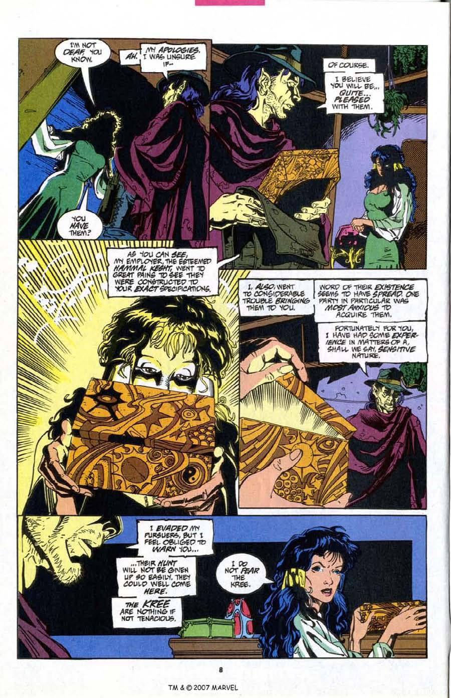 Silver Surfer (1987) _Annual 6 #6 - English 10