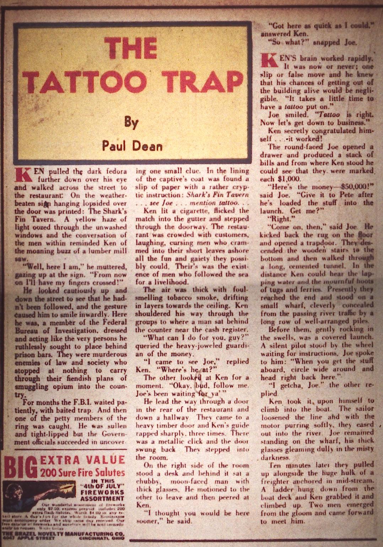 Read online Detective Comics (1937) comic -  Issue #16 - 34