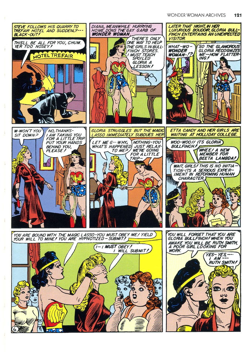 Read online Sensation (Mystery) Comics comic -  Issue #8 - 8