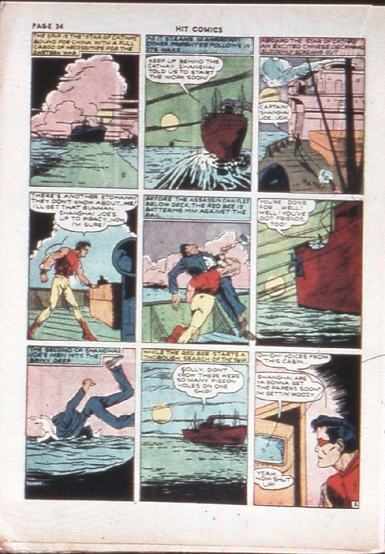Read online Hit Comics comic -  Issue #10 - 36
