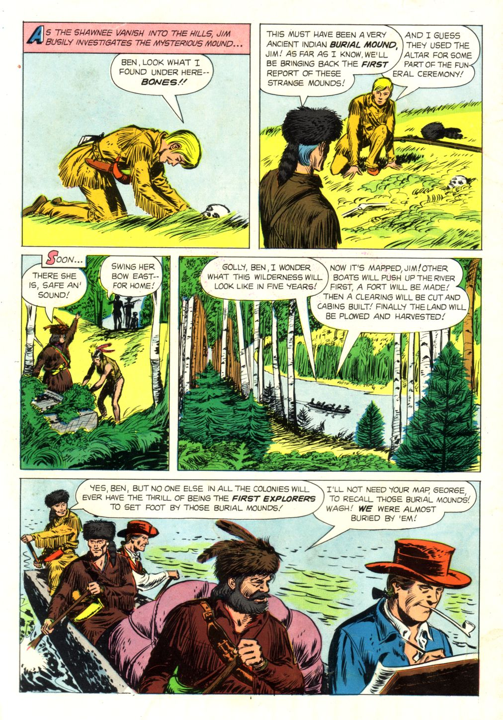 Four Color Comics issue 599 - Page 36