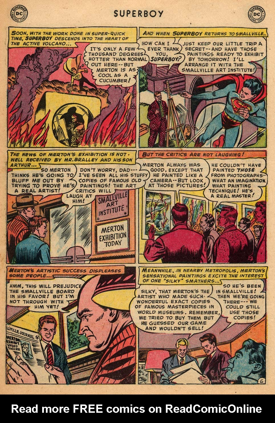 Superboy (1949) issue 25 - Page 7