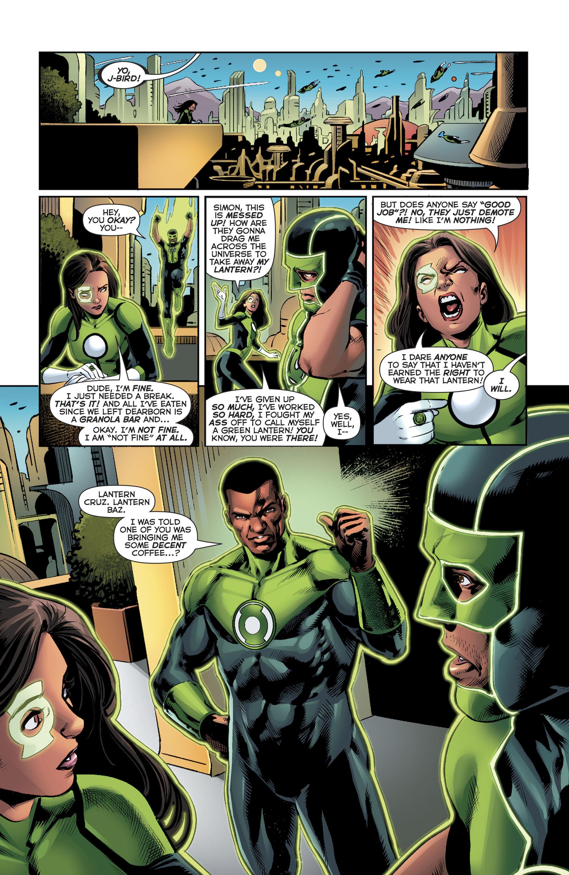 Read online Green Lanterns comic -  Issue #22 - 20