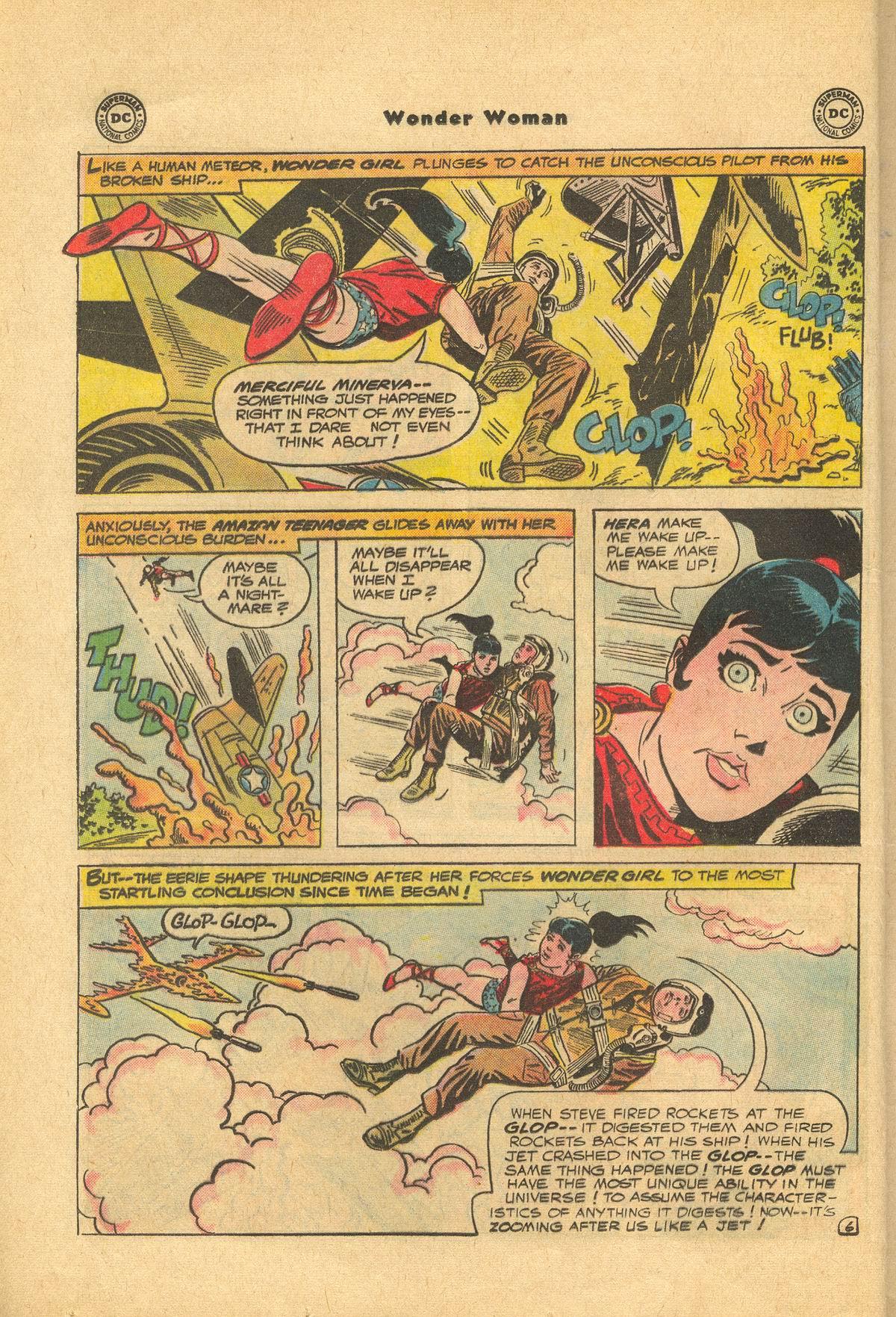 Read online Wonder Woman (1942) comic -  Issue #151 - 8