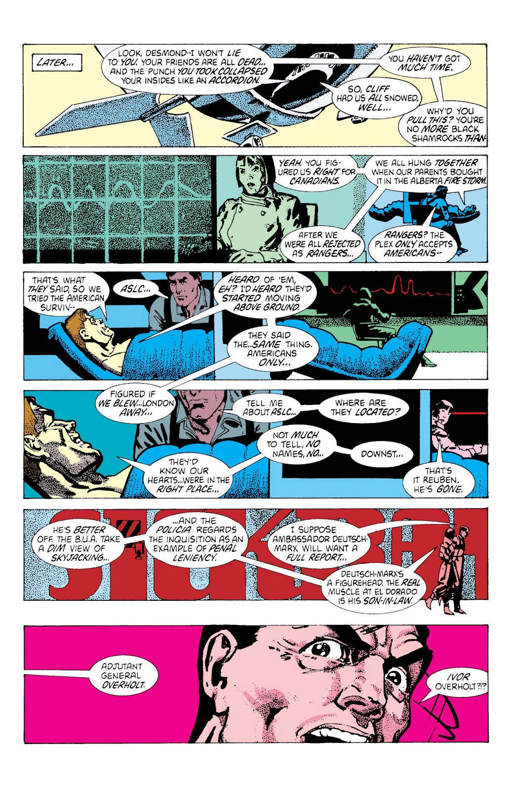American Flagg! issue Definitive Collection (Part 2) - Page 42