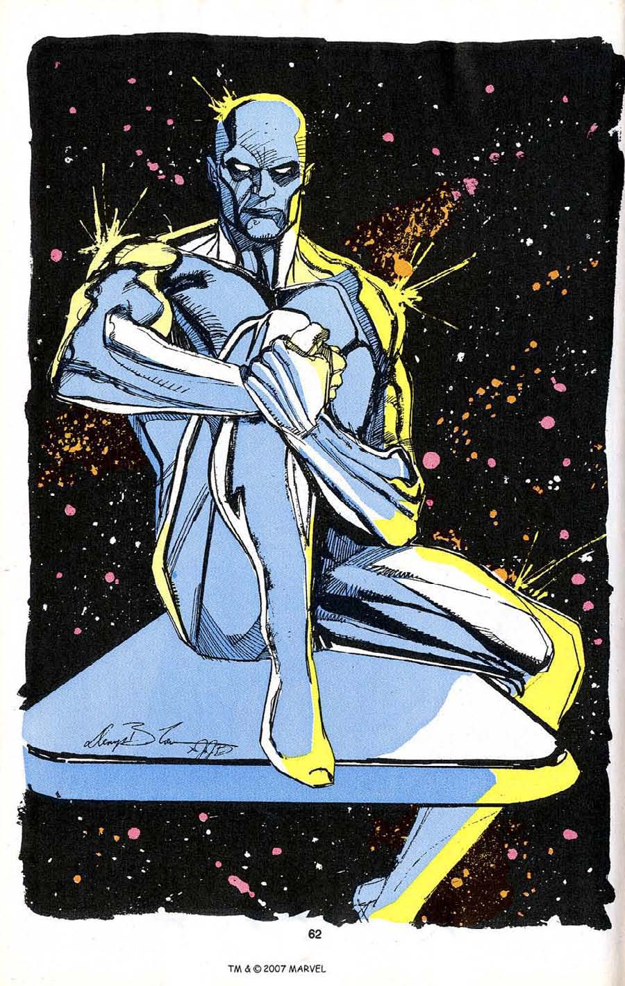 Read online Silver Surfer (1987) comic -  Issue # _Annual 4 - 64