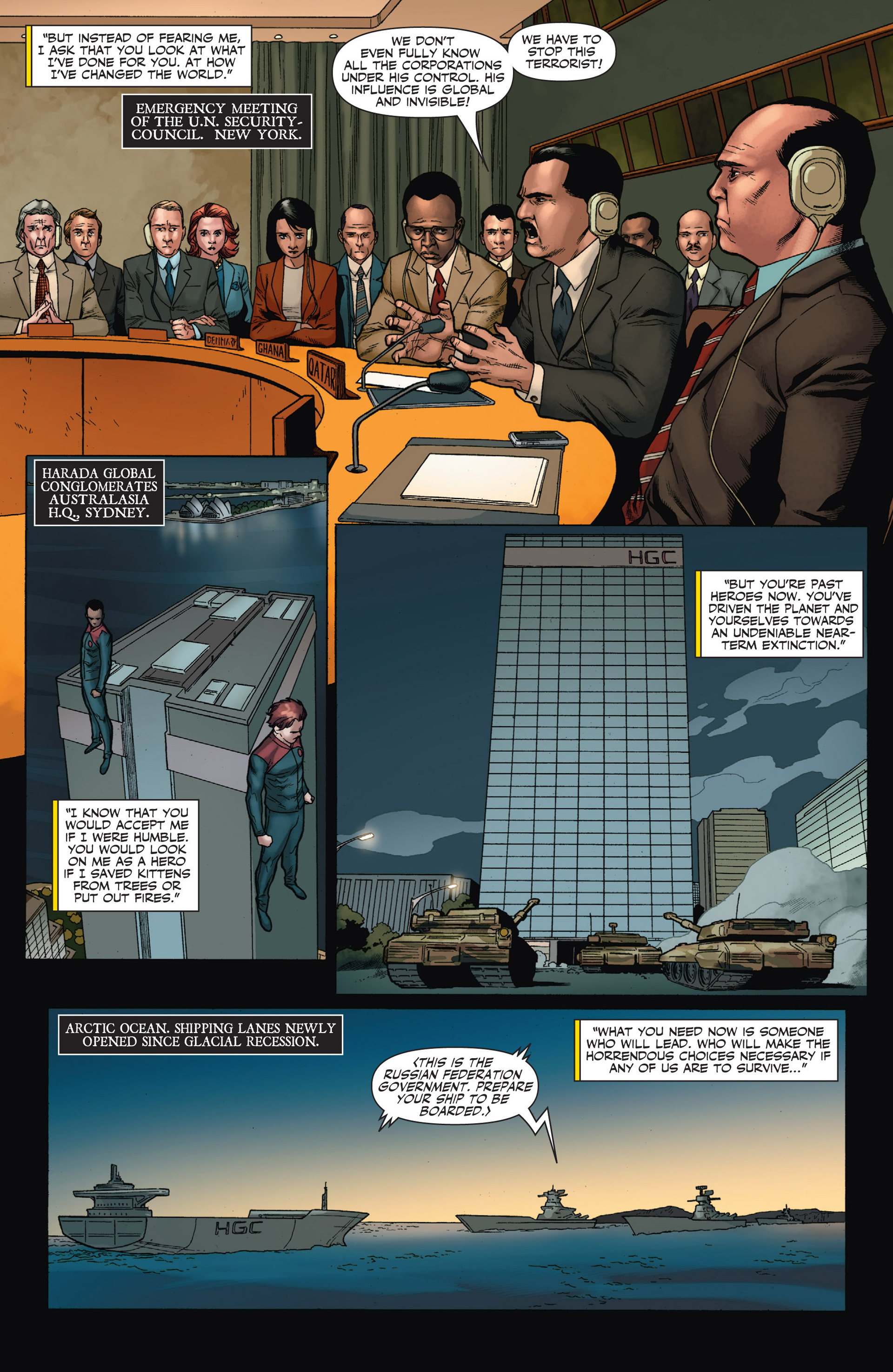 Read online Bloodshot and H.A.R.D.Corps comic -  Issue #17 - 29