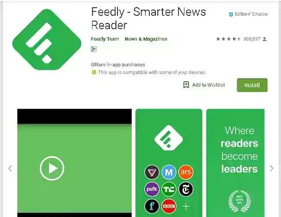 aplikasi android terbaik untuk produktivitas para blogger