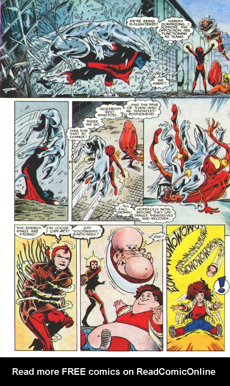 Read online Excalibur: The Sword is Drawn comic -  Issue # Full - 42