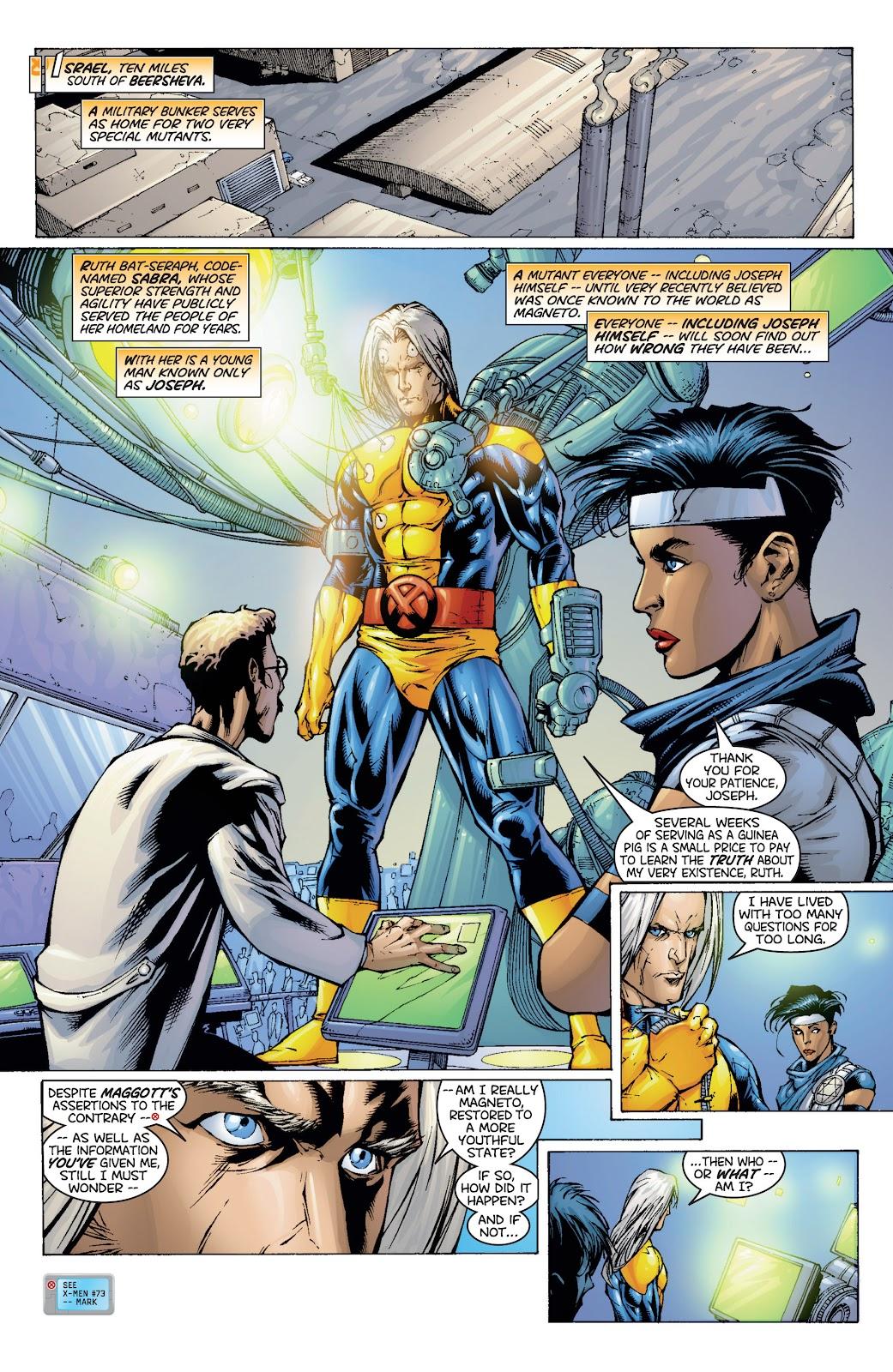Uncanny X-Men (1963) issue 366 - Page 7