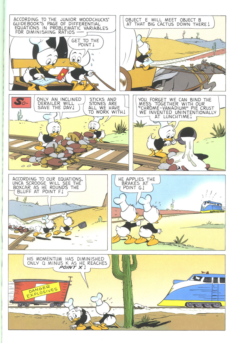 Read online Uncle Scrooge (1953) comic -  Issue #344 - 65
