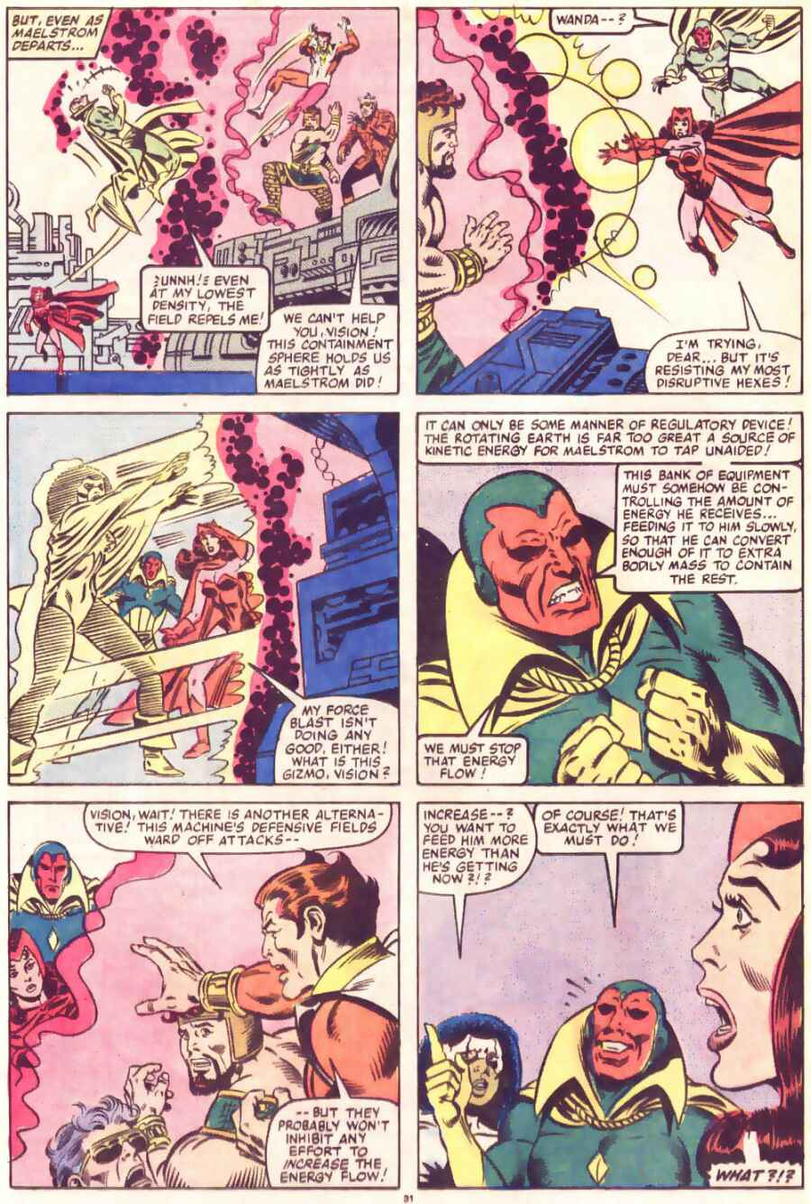 The Avengers (1963) 250 Page 31