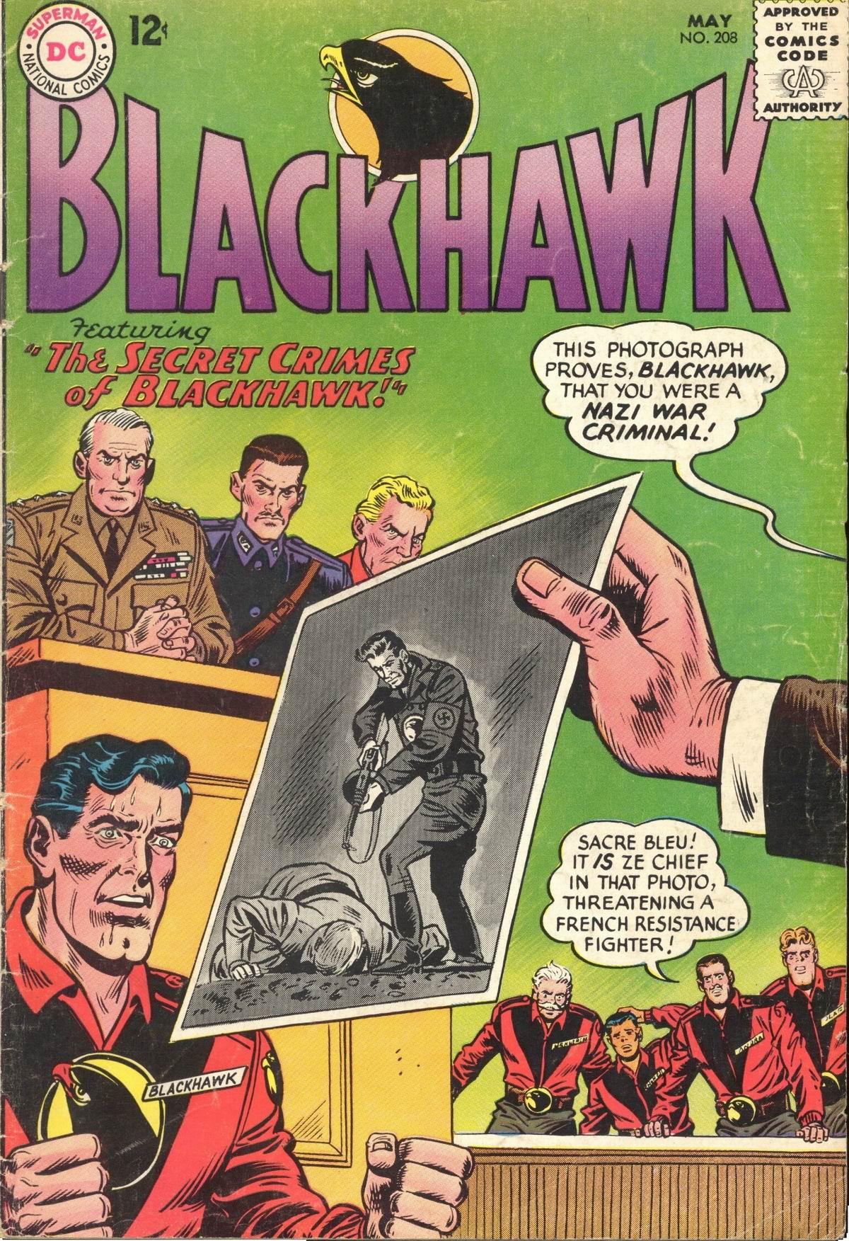 Blackhawk (1957) 208 Page 1