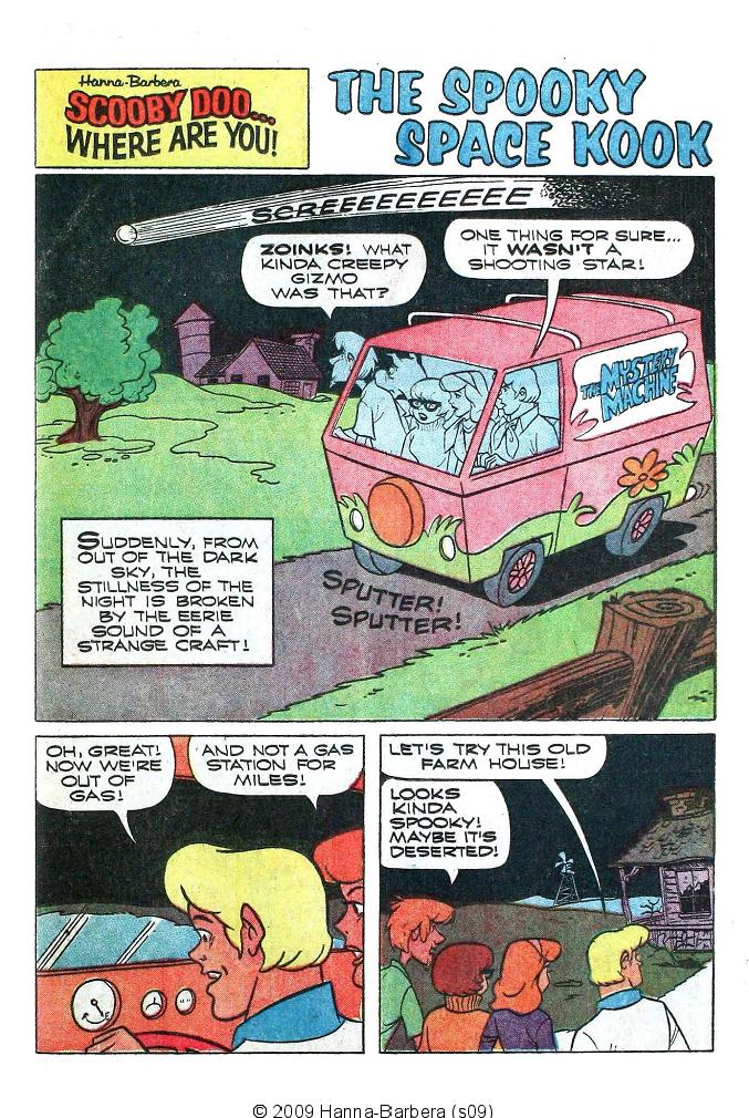 Read online Scooby-Doo... Where Are You! (1970) comic -  Issue #4 - 21