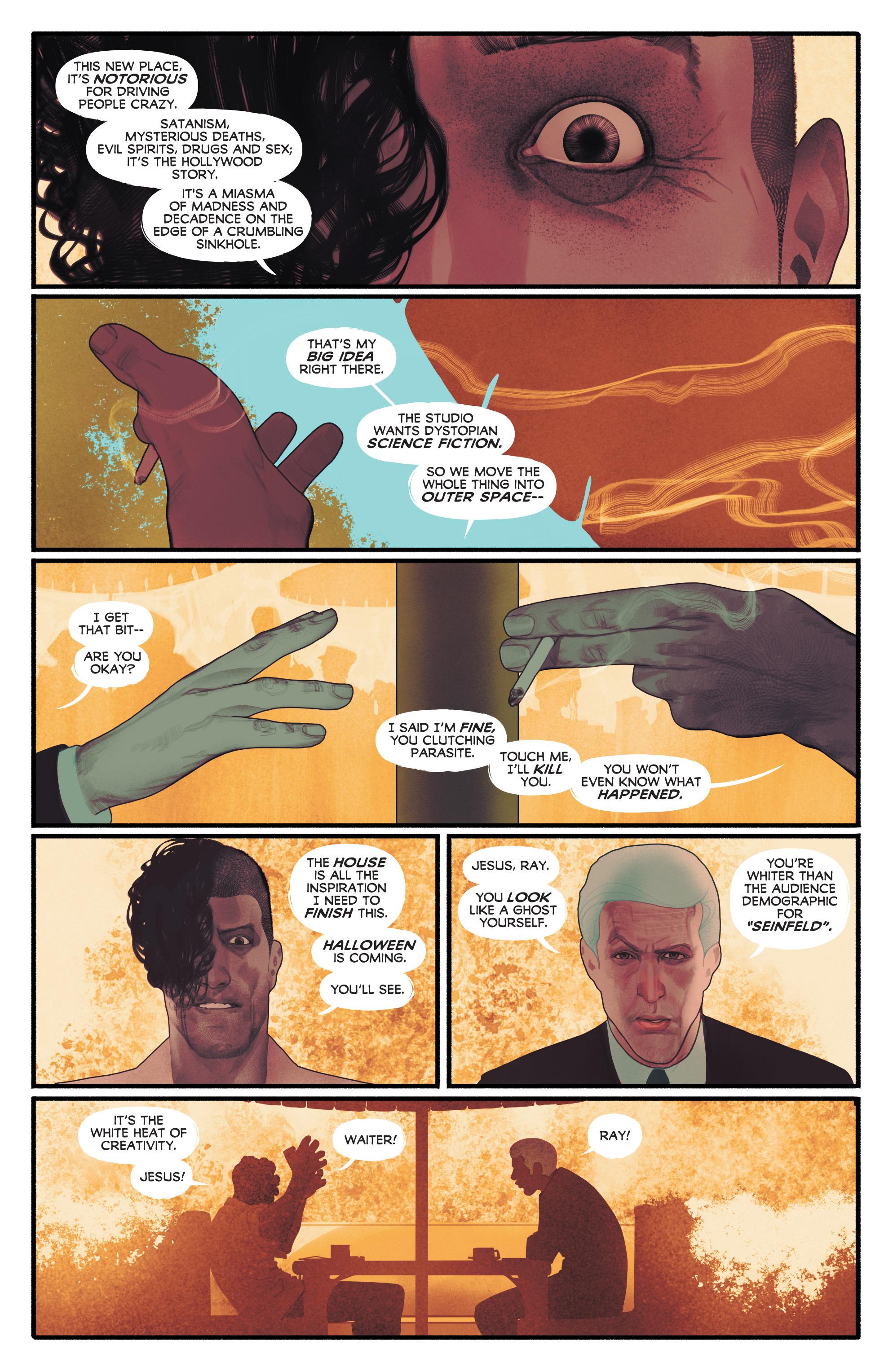 Read online Annihilator comic -  Issue #1 - 9