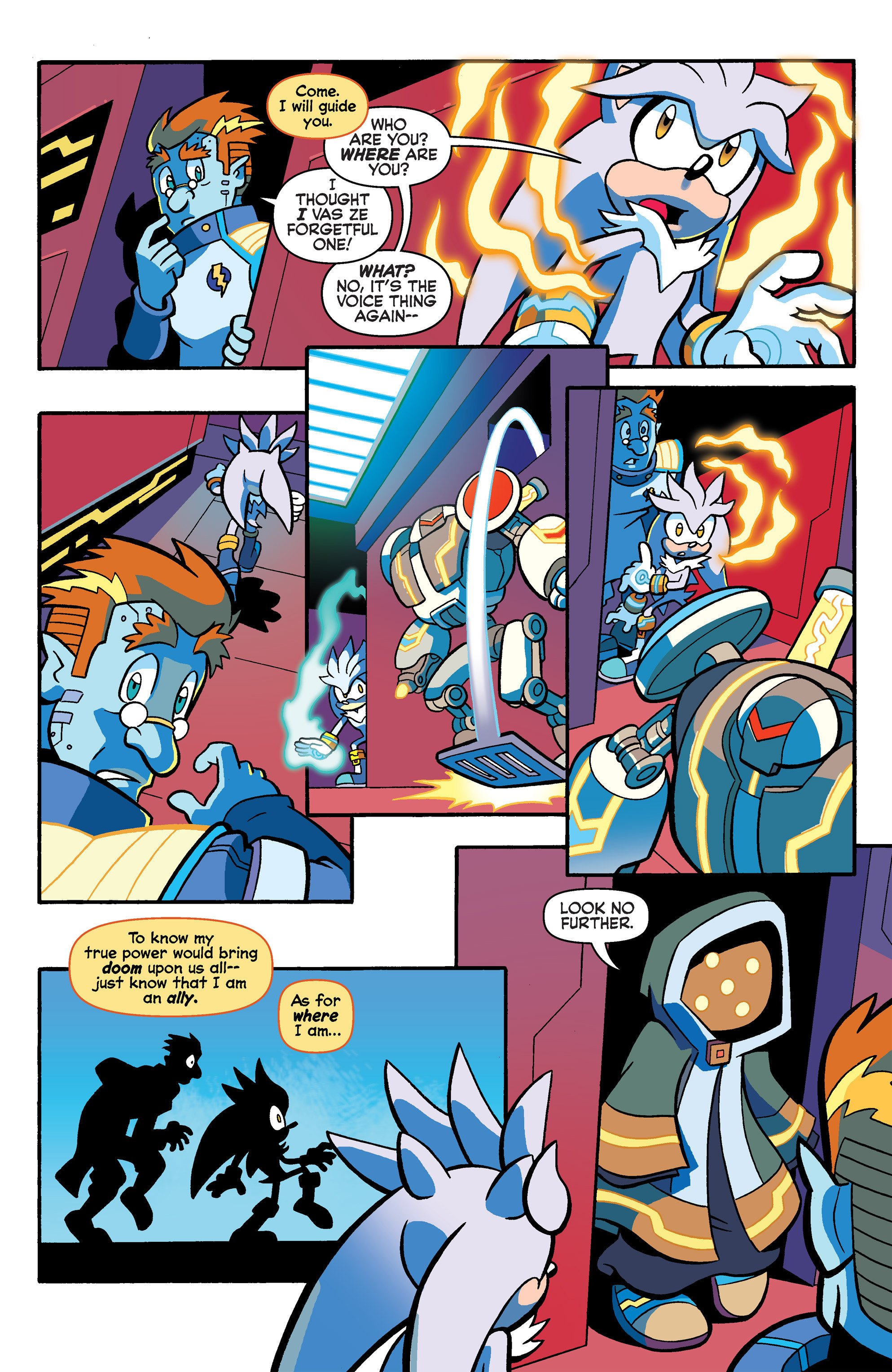 Read online Sonic Universe comic -  Issue #80 - 13