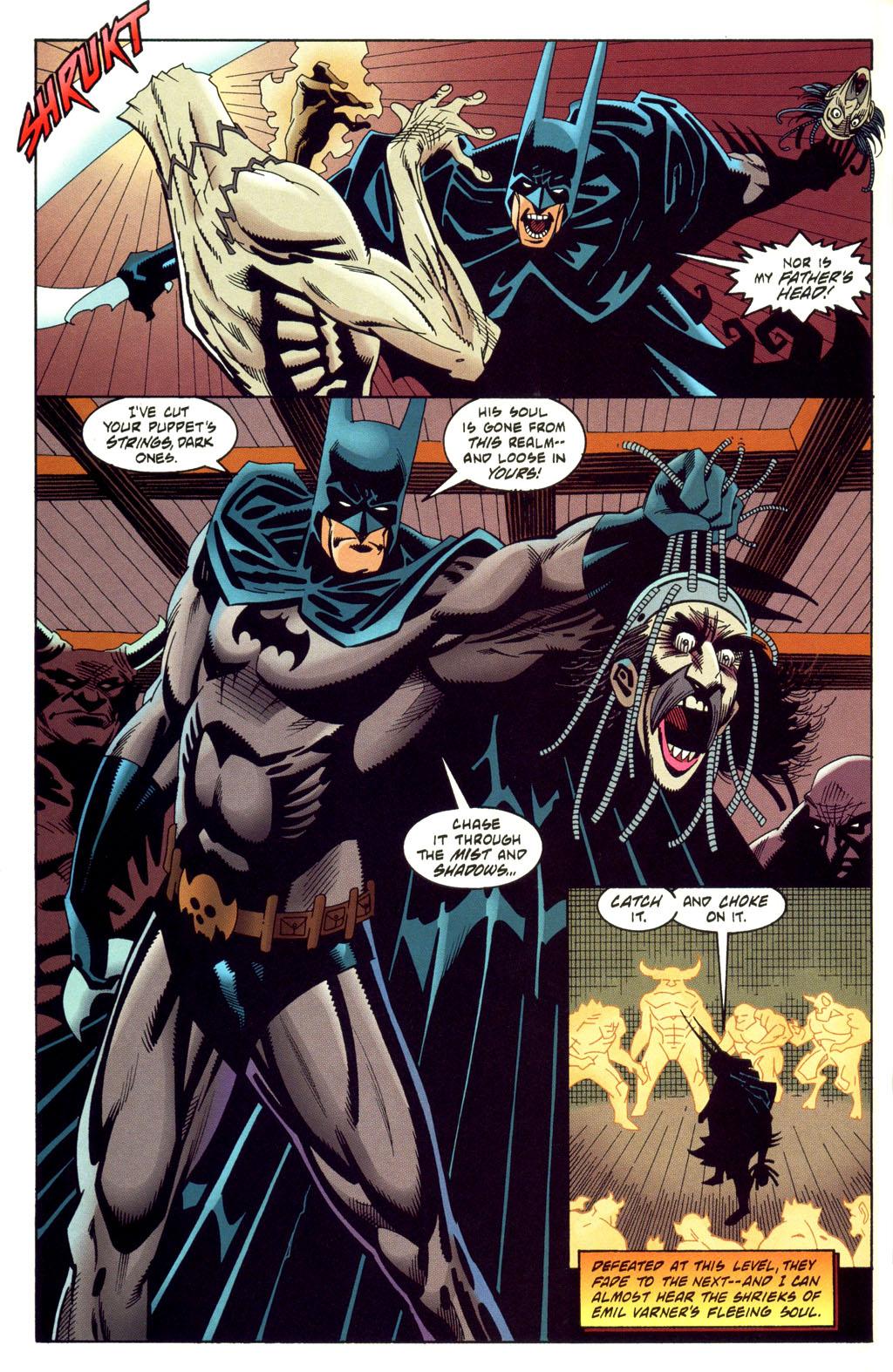 Read online Batman: Haunted Gotham comic -  Issue #2 - 46
