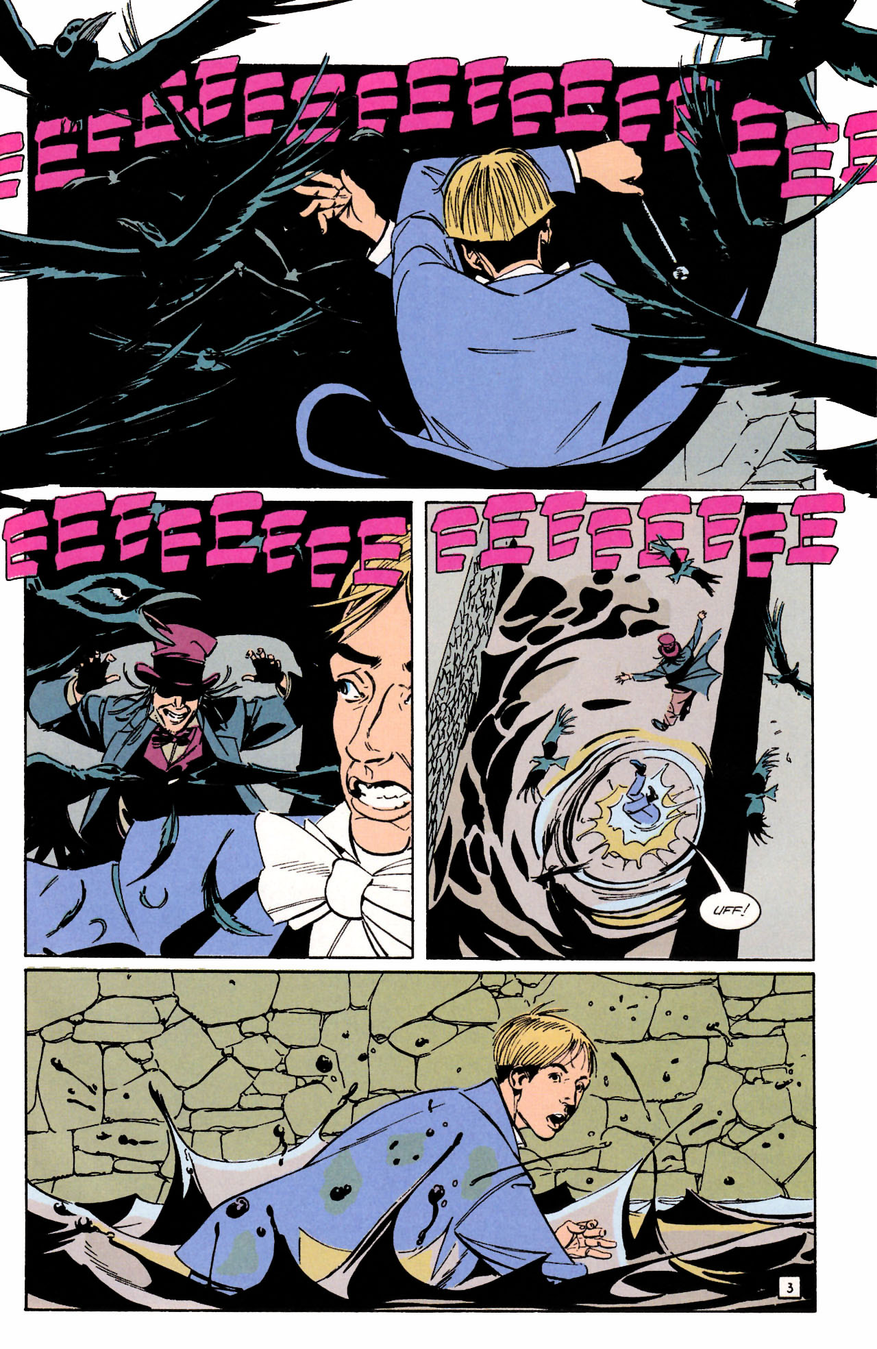 Read online Sebastian O comic -  Issue #2 - 5