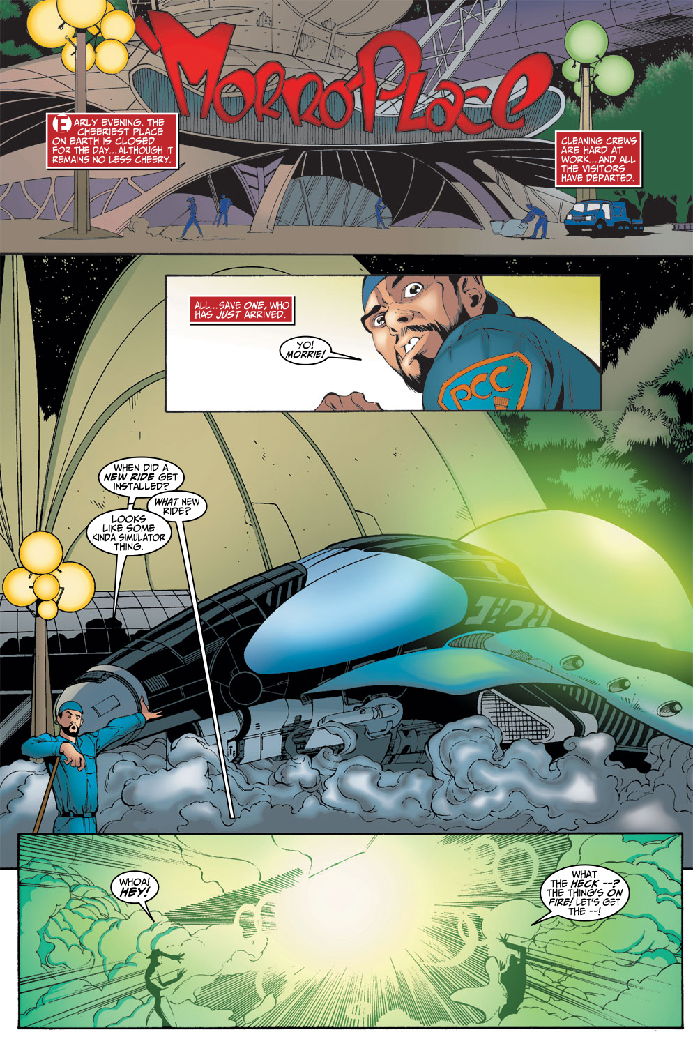 Captain Marvel (1999) 8 Page 2