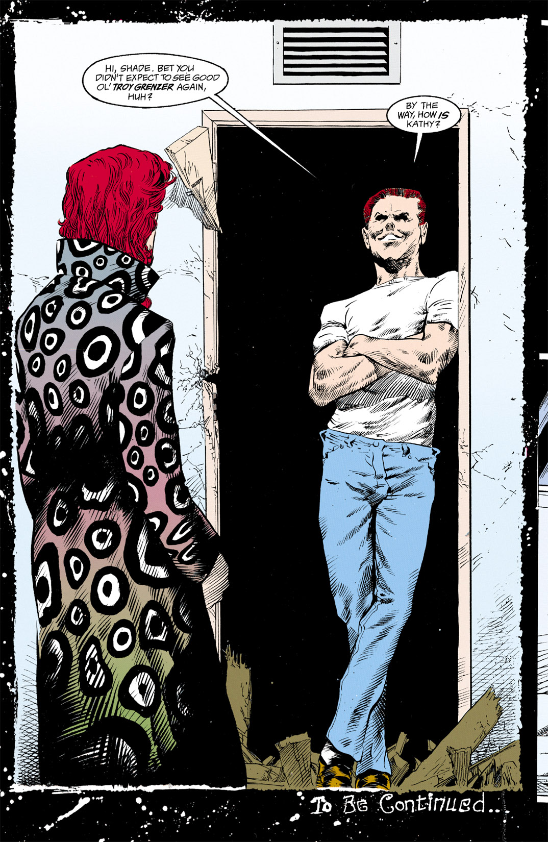 Read online Shade, the Changing Man comic -  Issue #11 - 25