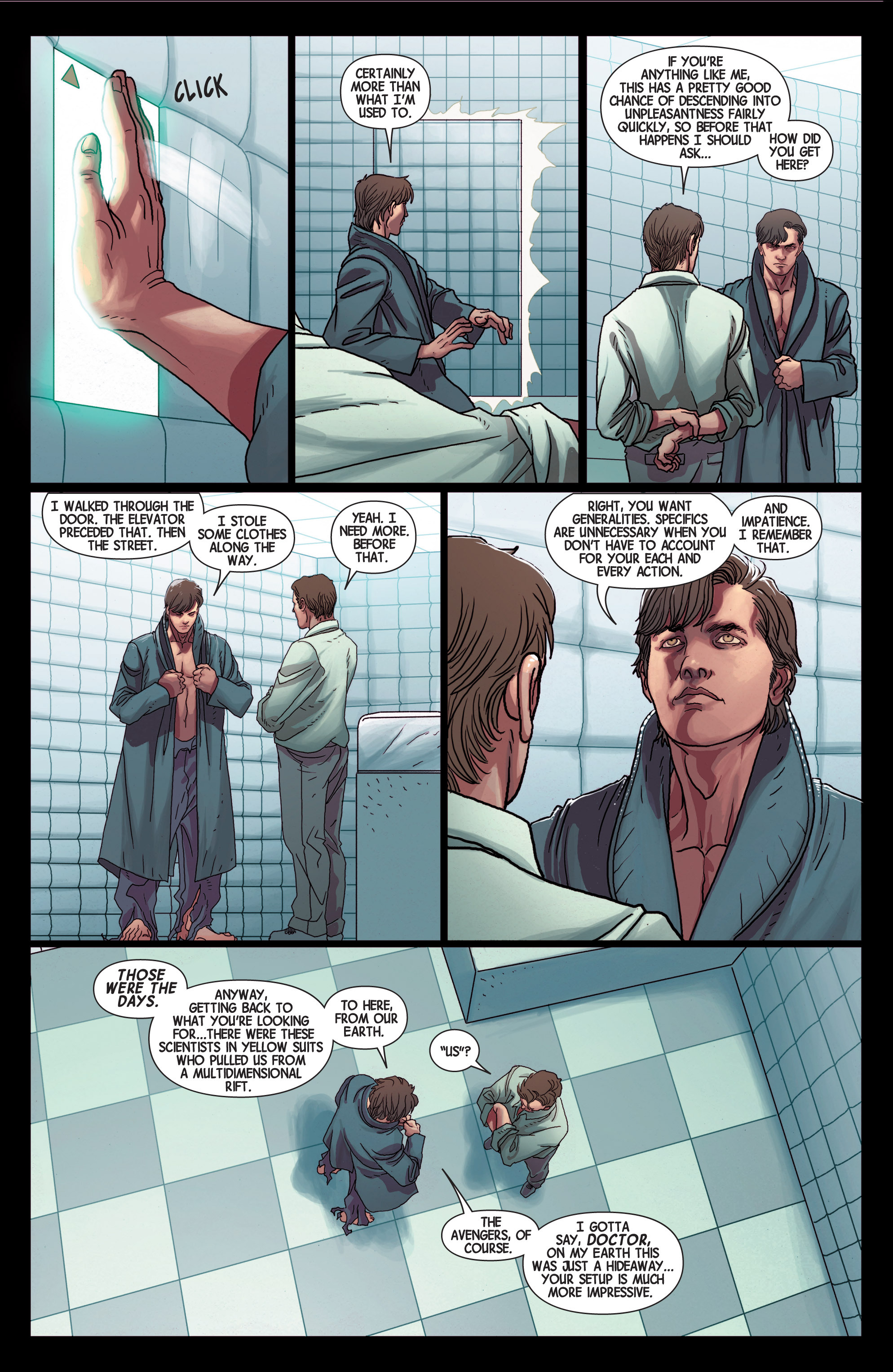 Read online Avengers (2013) comic -  Issue #Avengers (2013) _TPB 5 - 93
