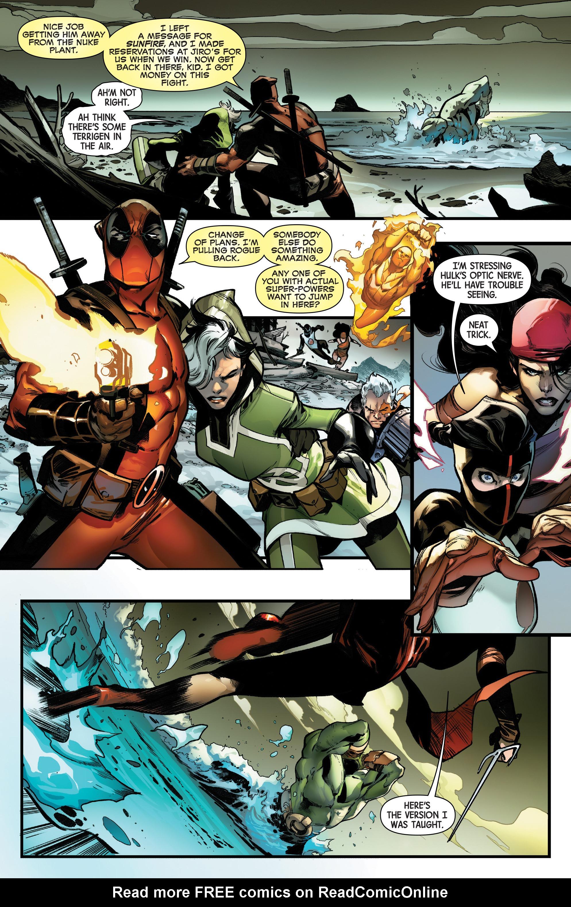 Read online Uncanny Avengers [II] comic -  Issue #17 - 5