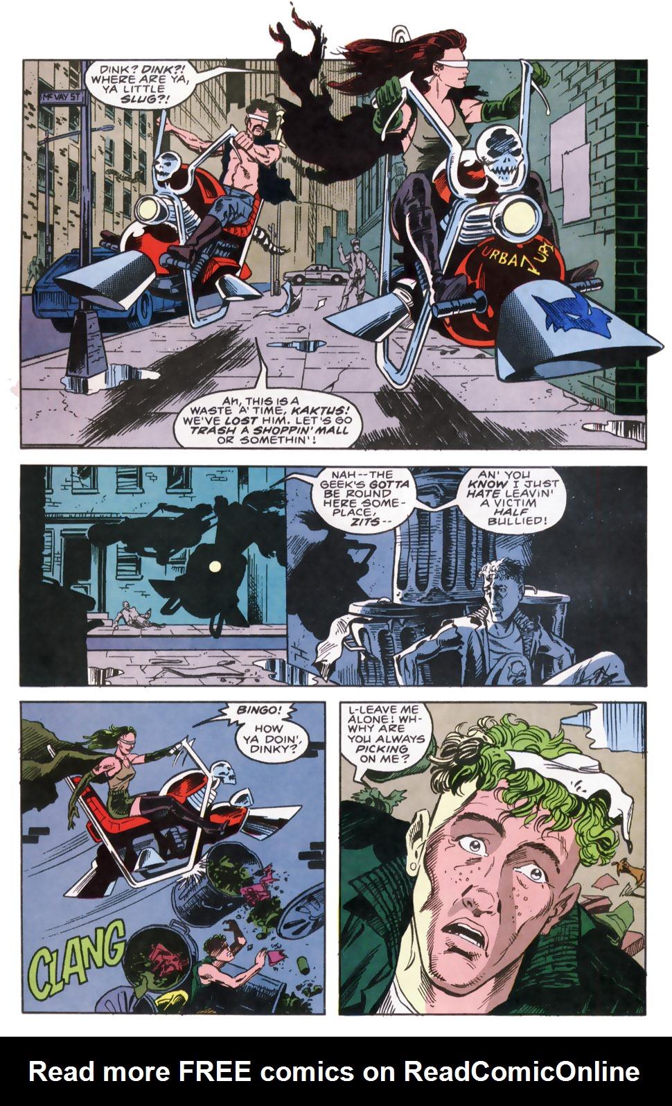 Read online Robocop (1990) comic -  Issue #9 - 7