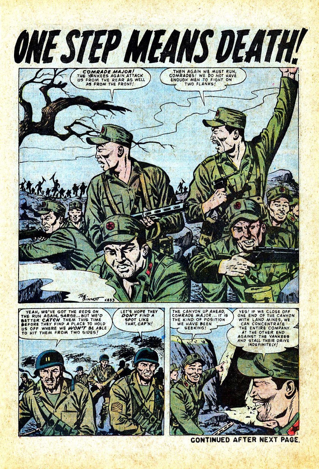 War Is Hell (1973) issue 4 - Page 17