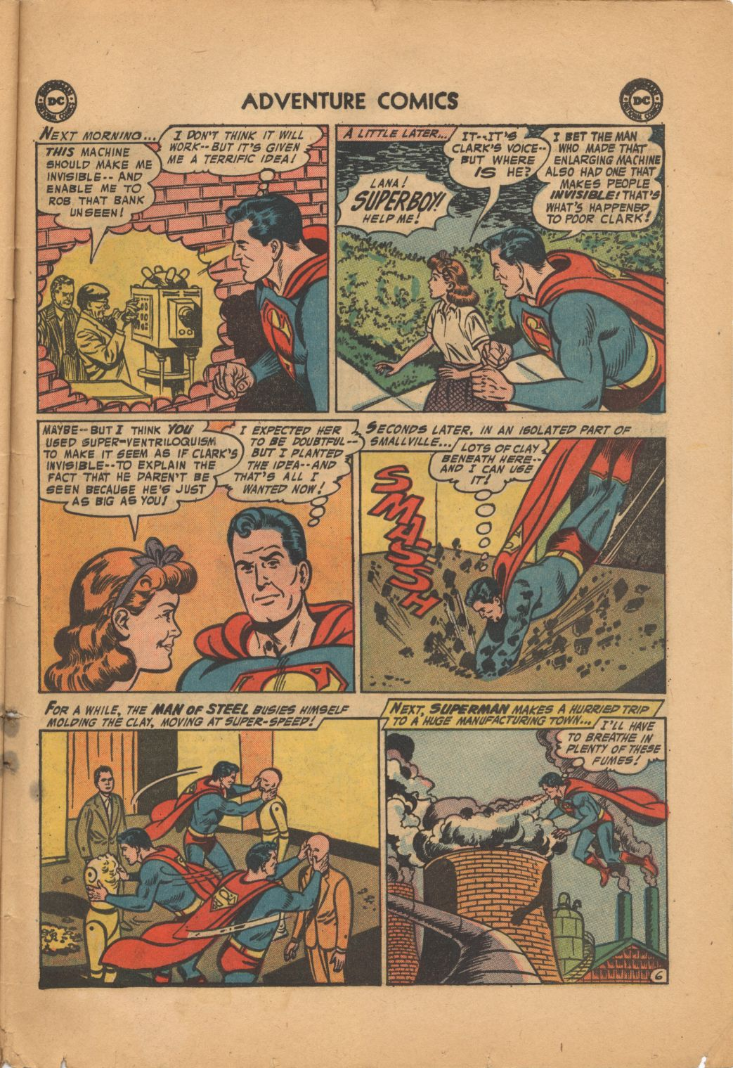 Read online Adventure Comics (1938) comic -  Issue #320 - 31