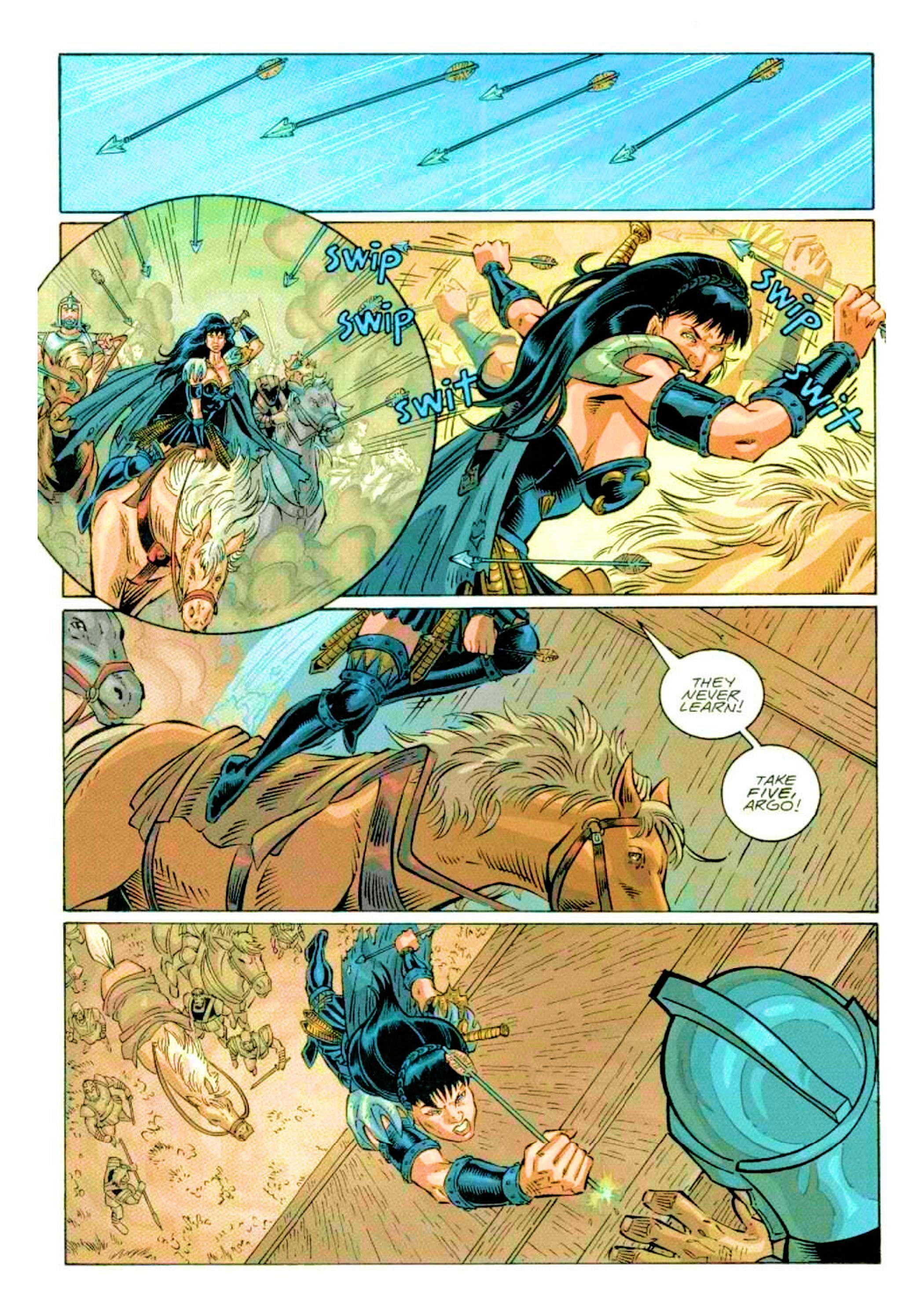 Read online Xena: Warrior Princess (1999) comic -  Issue #2 - 8