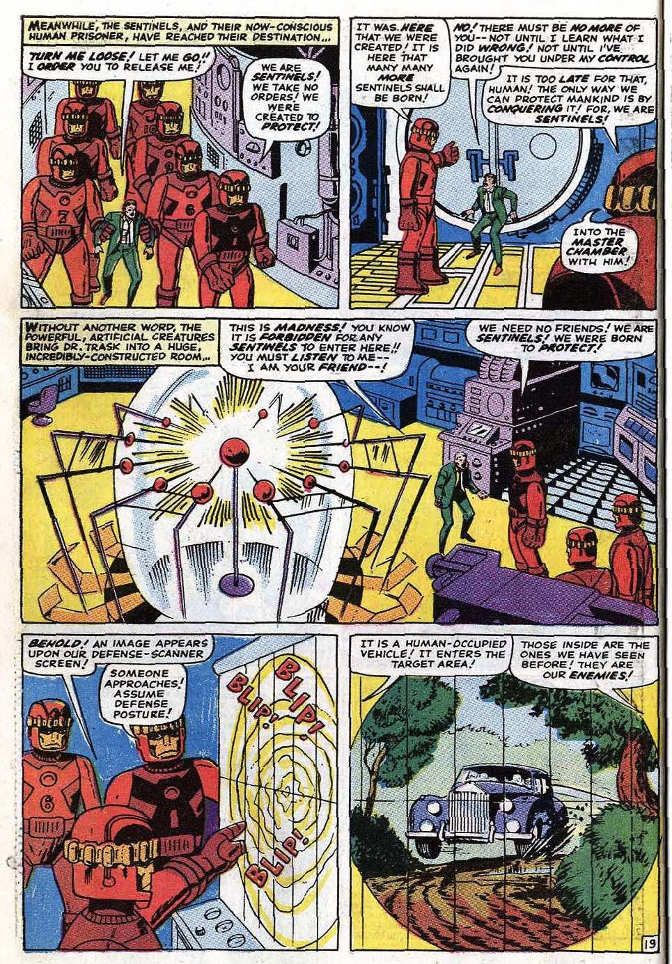 Uncanny X-Men (1963) 68 Page 23