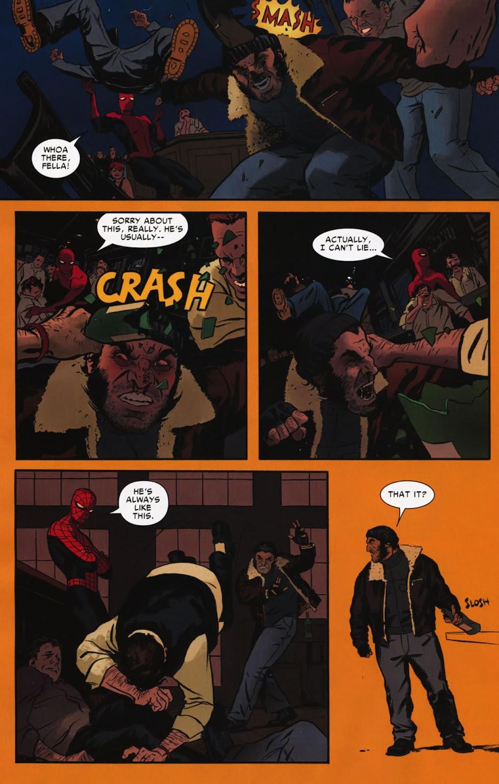 Read online Wolverine (2003) comic -  Issue #900 - 75