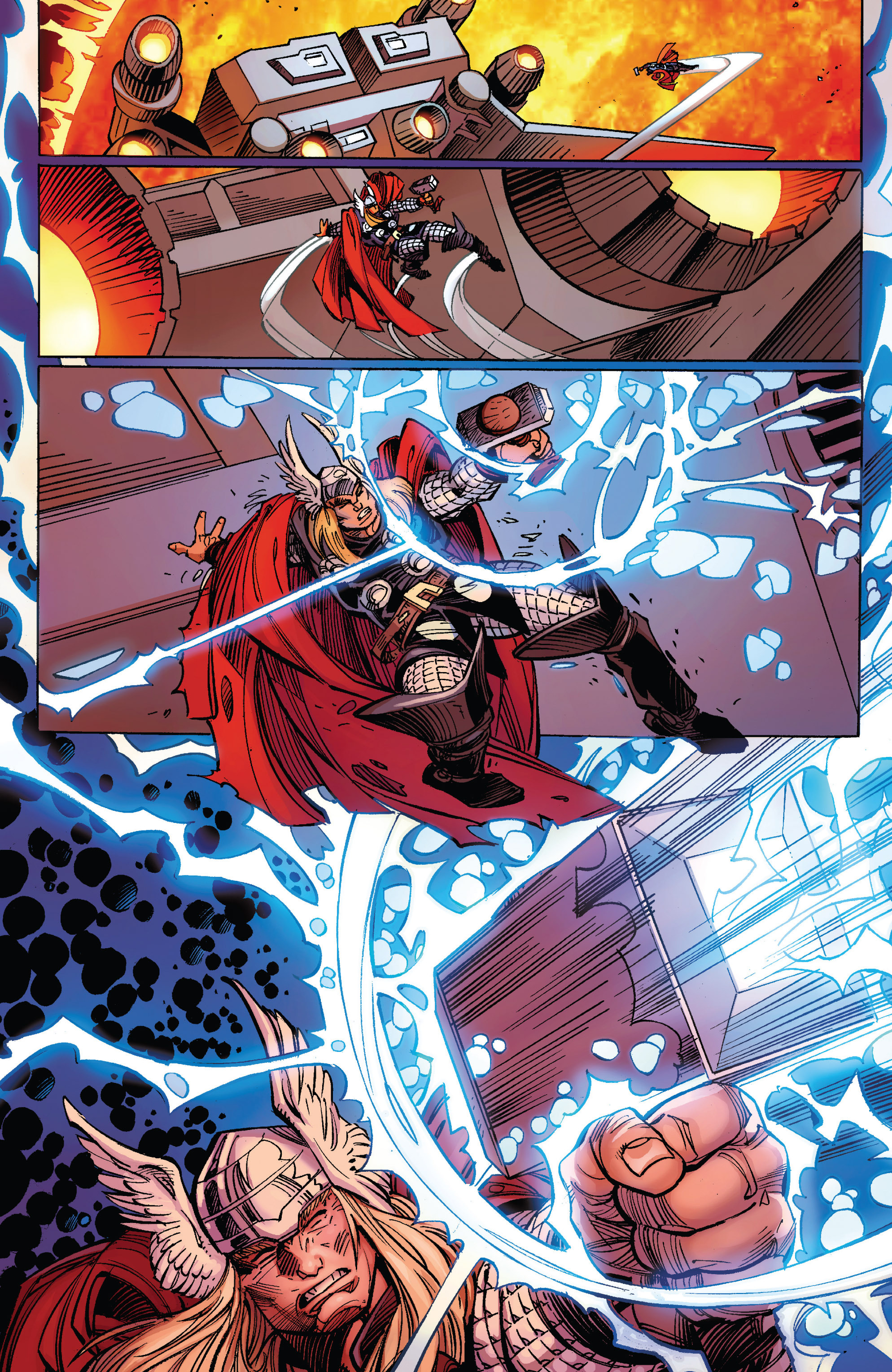 Read online Avengers (2010) comic -  Issue #27 - 11