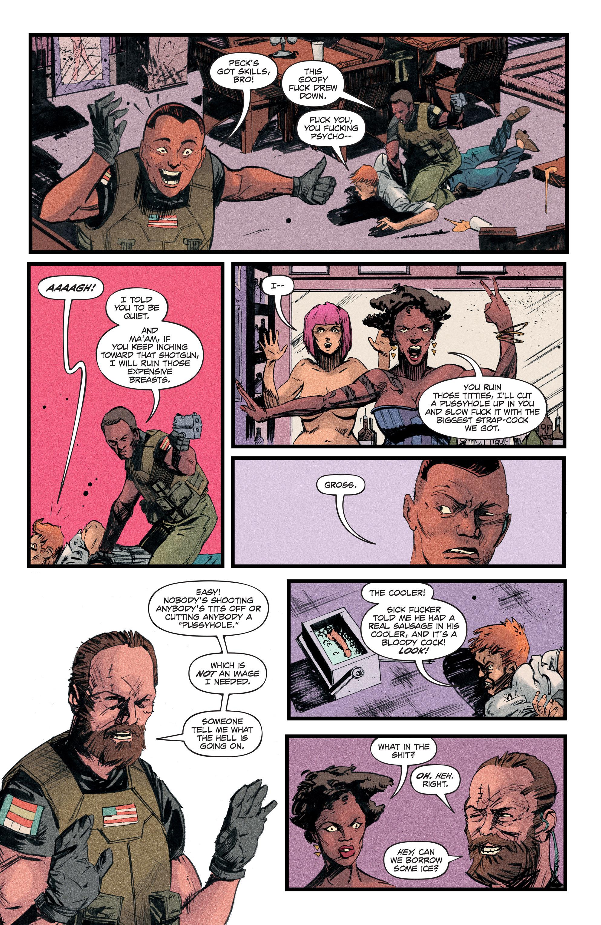 Read online Redline comic -  Issue #2 - 23