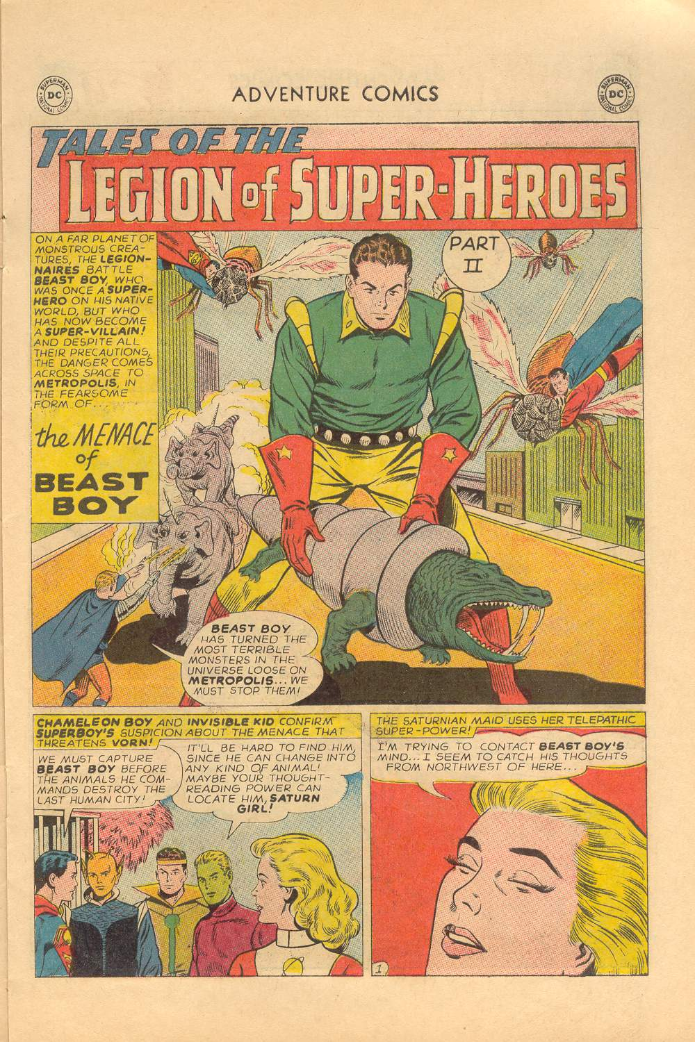 Read online Adventure Comics (1938) comic -  Issue #339 - 15