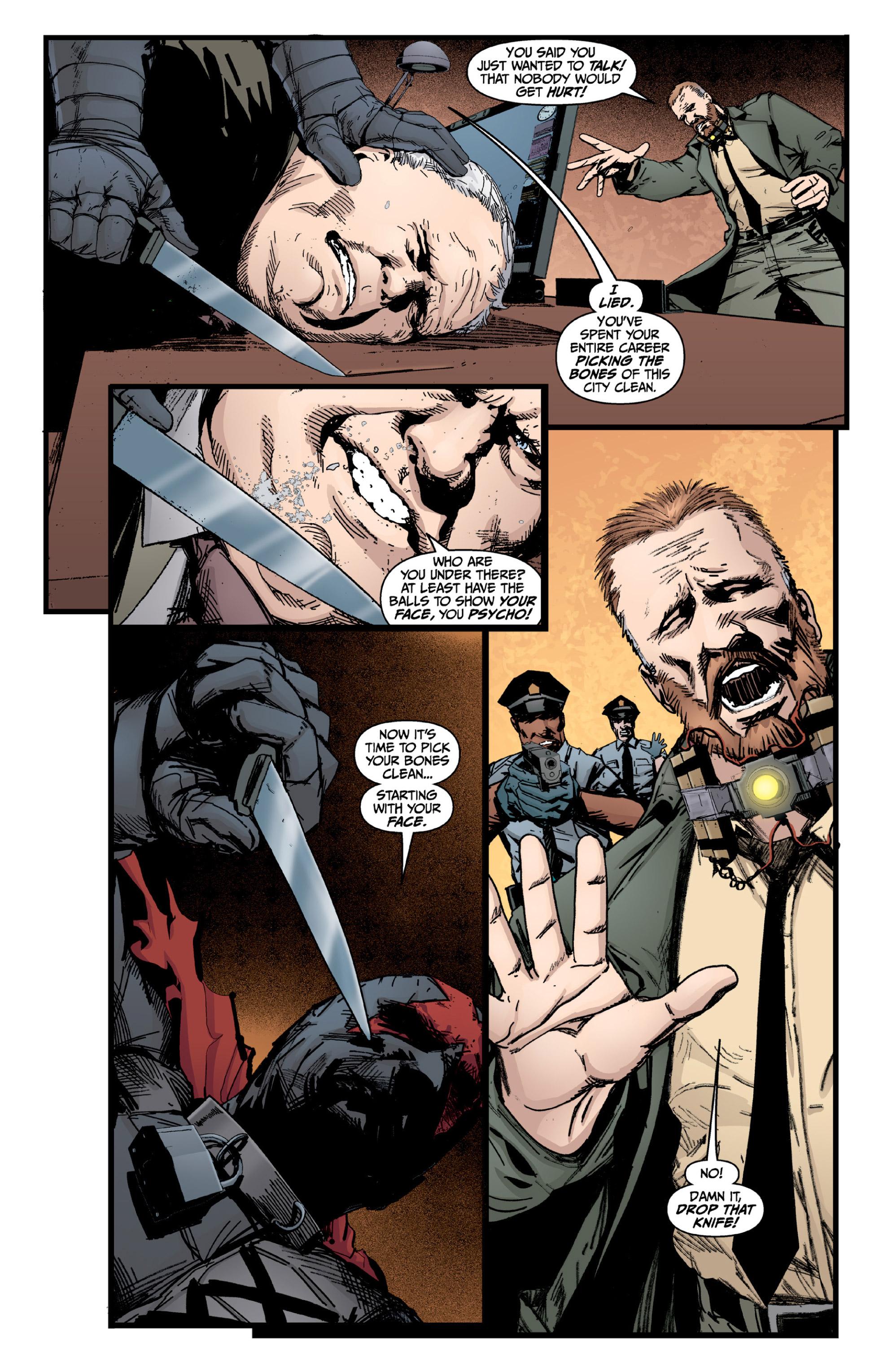 Read online X: Big Bad comic -  Issue # Full - 67