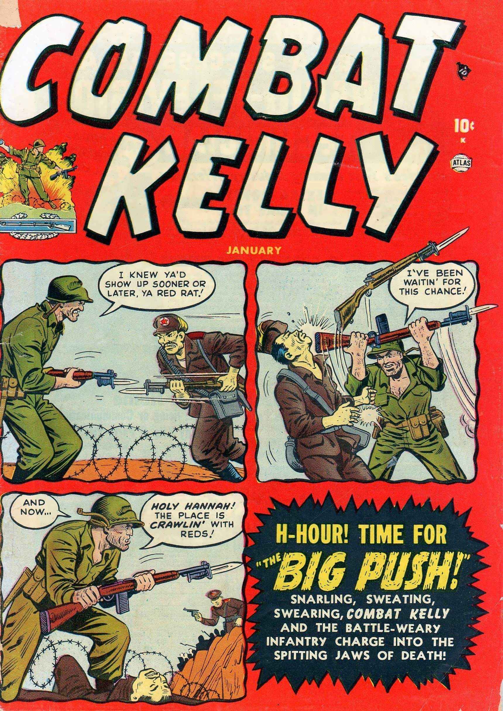 Combat Kelly (1951) 2 Page 1