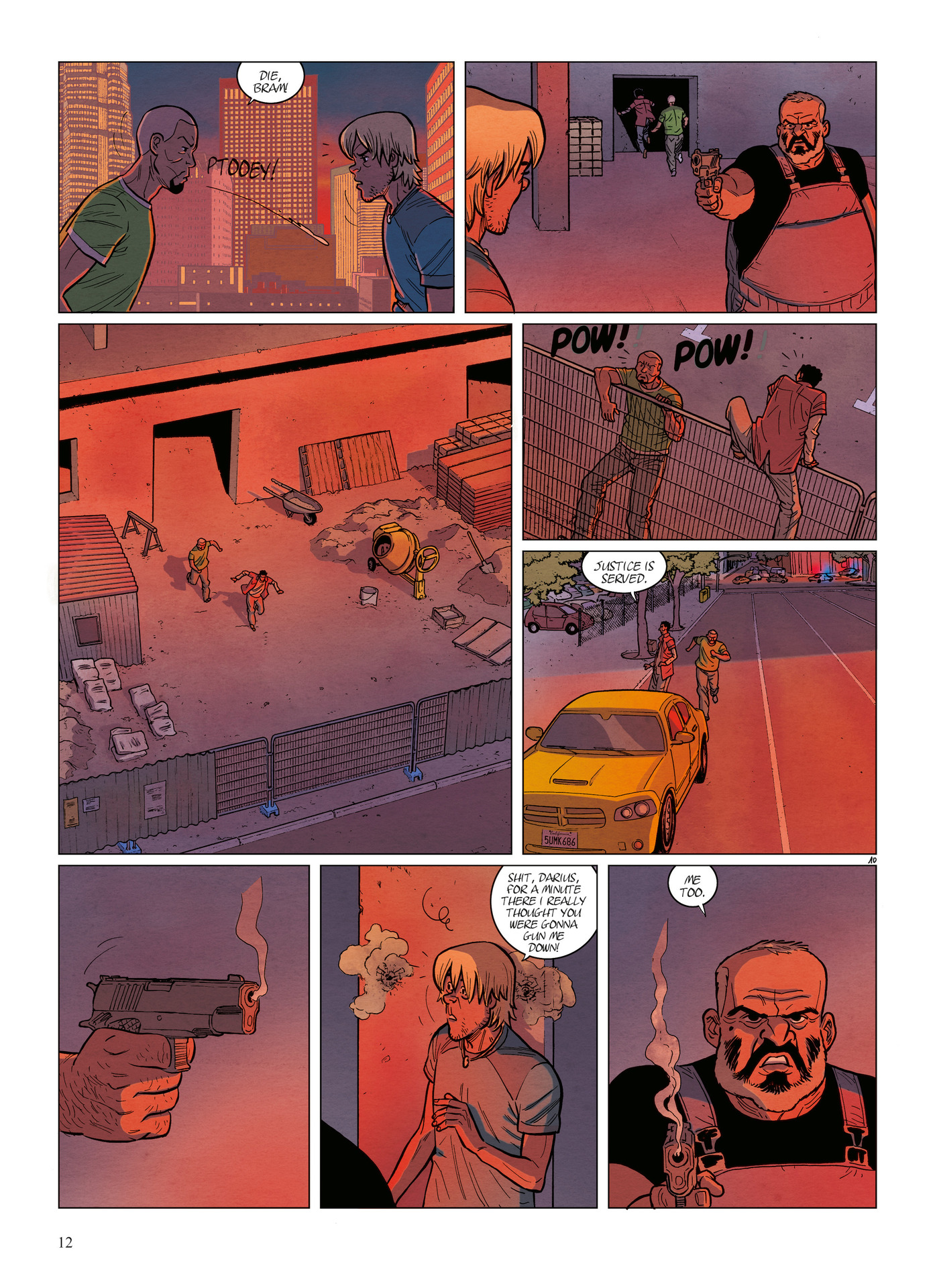 Read online Alter Ego comic -  Issue #6 - 14