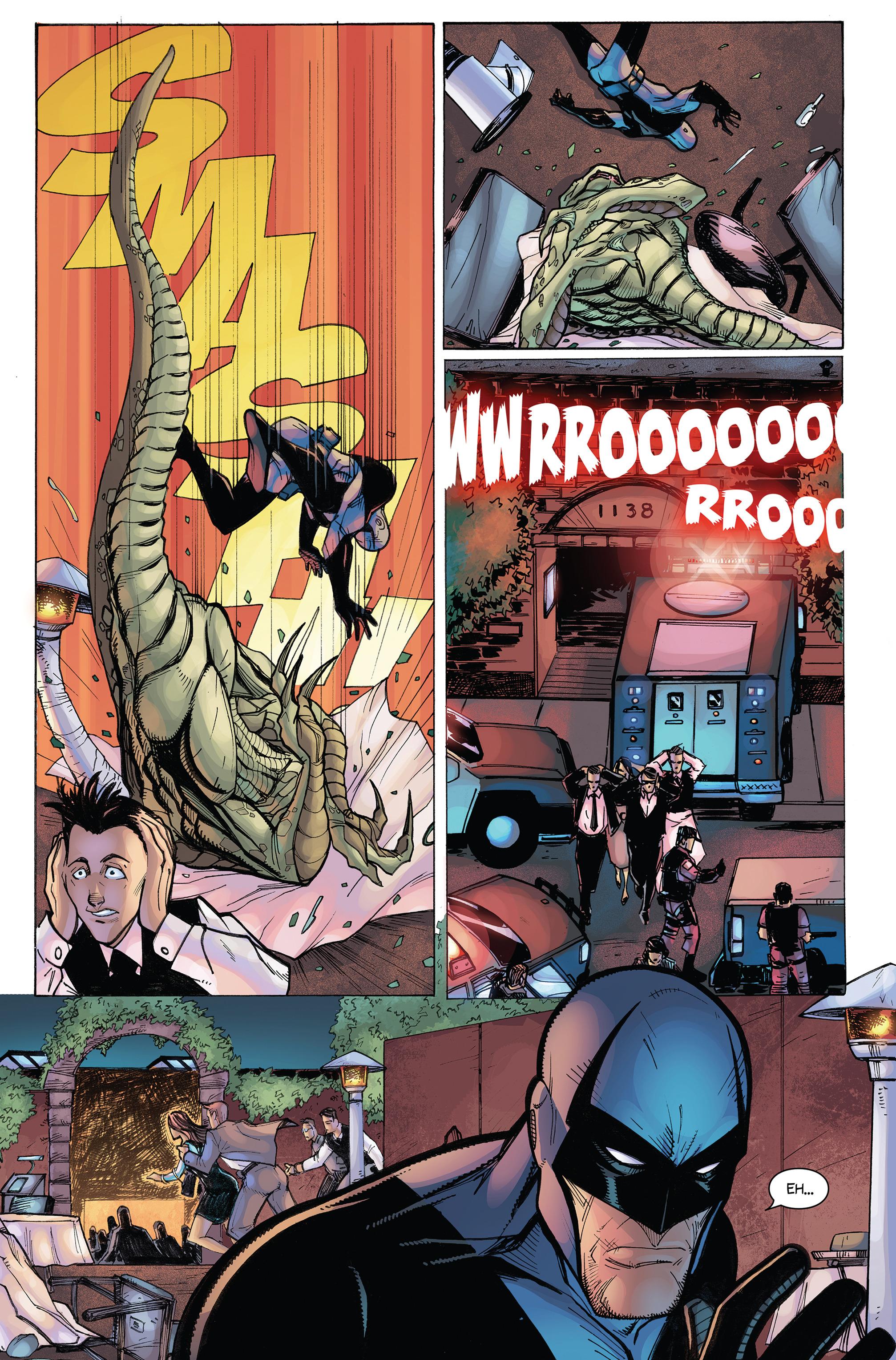 Read online Antiis Comics Presents, Vol. 1: Midknight comic -  Issue #Antiis Comics Presents, Vol. 1: Midknight Full - 4