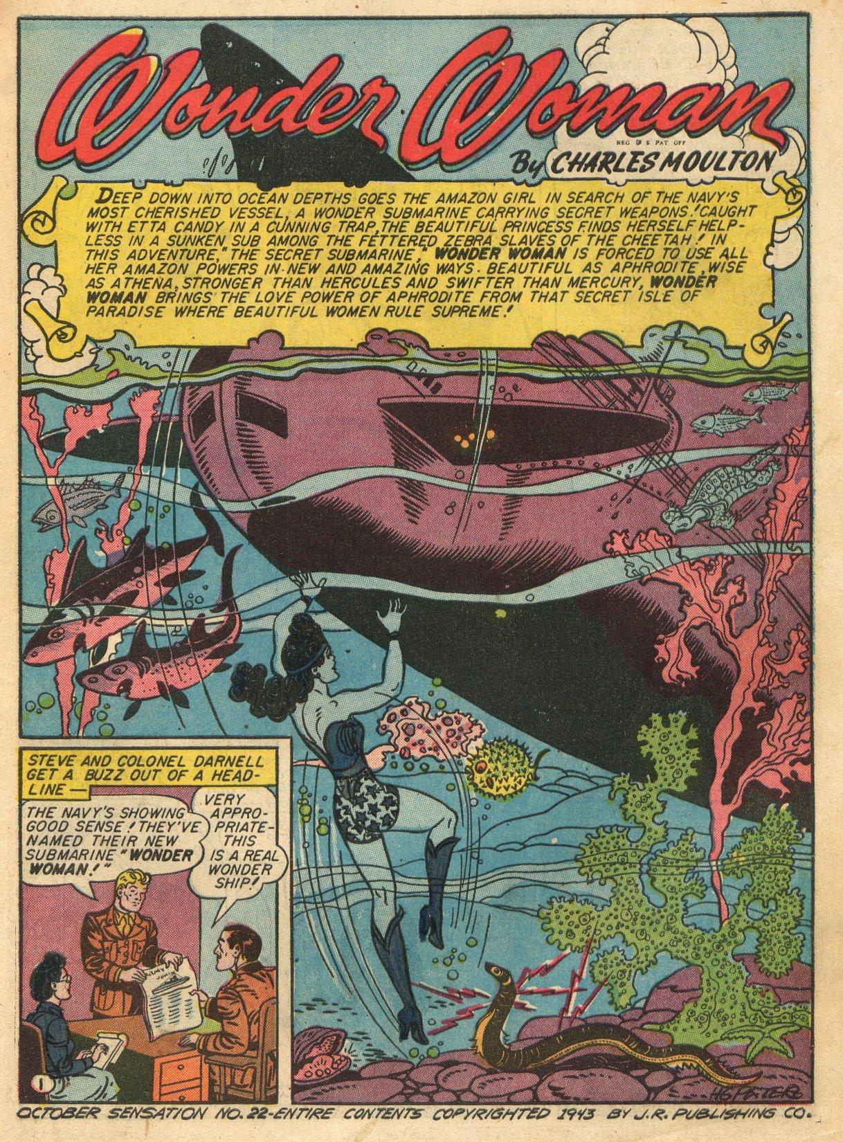 Read online Sensation (Mystery) Comics comic -  Issue #22 - 3