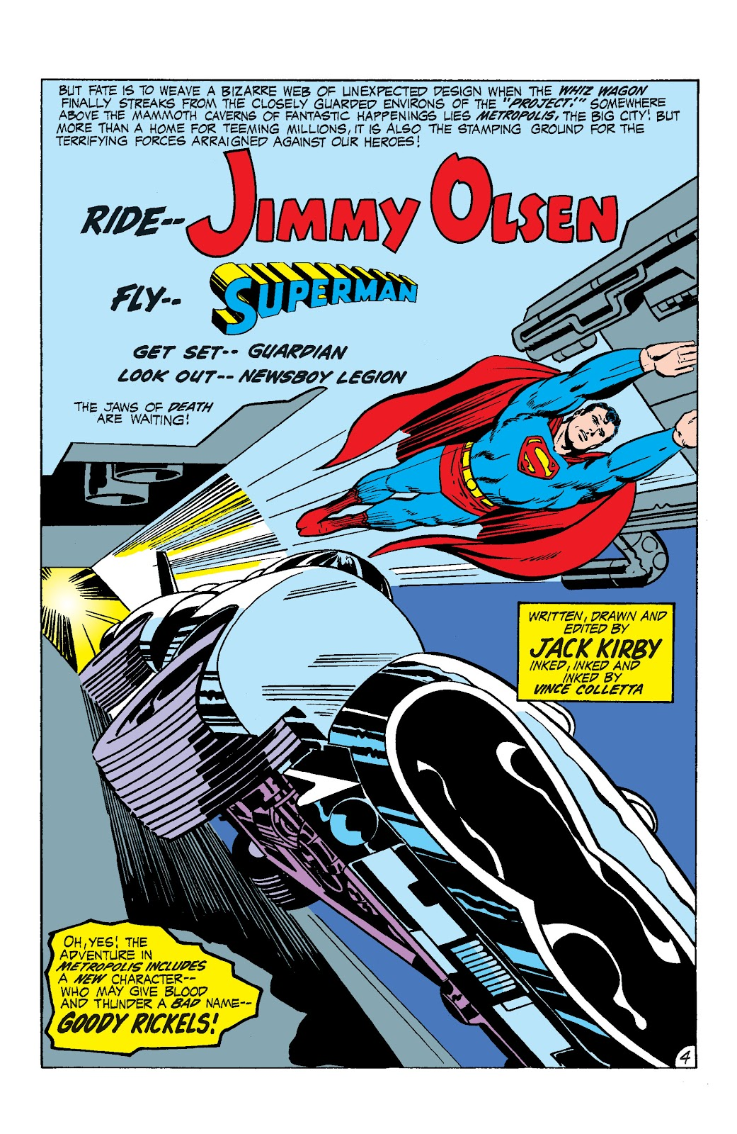 Read online Superman's Pal, Jimmy Olsen by Jack Kirby comic -  Issue # TPB (Part 2) - 48