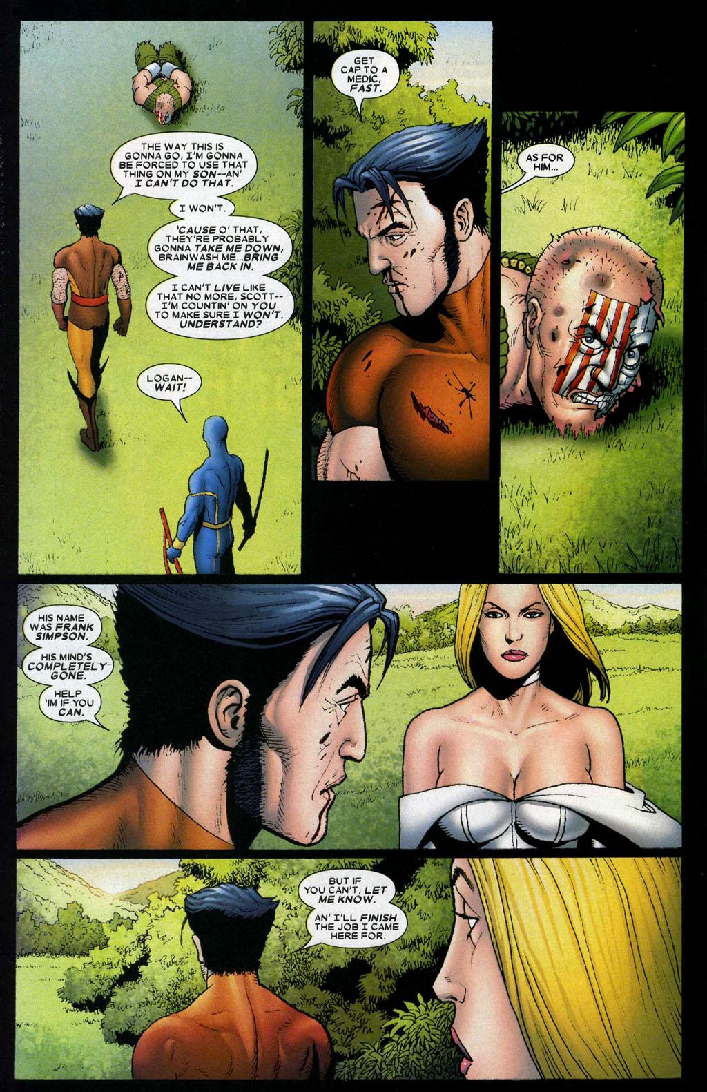 Read online Wolverine: Origins comic -  Issue #5 - 23