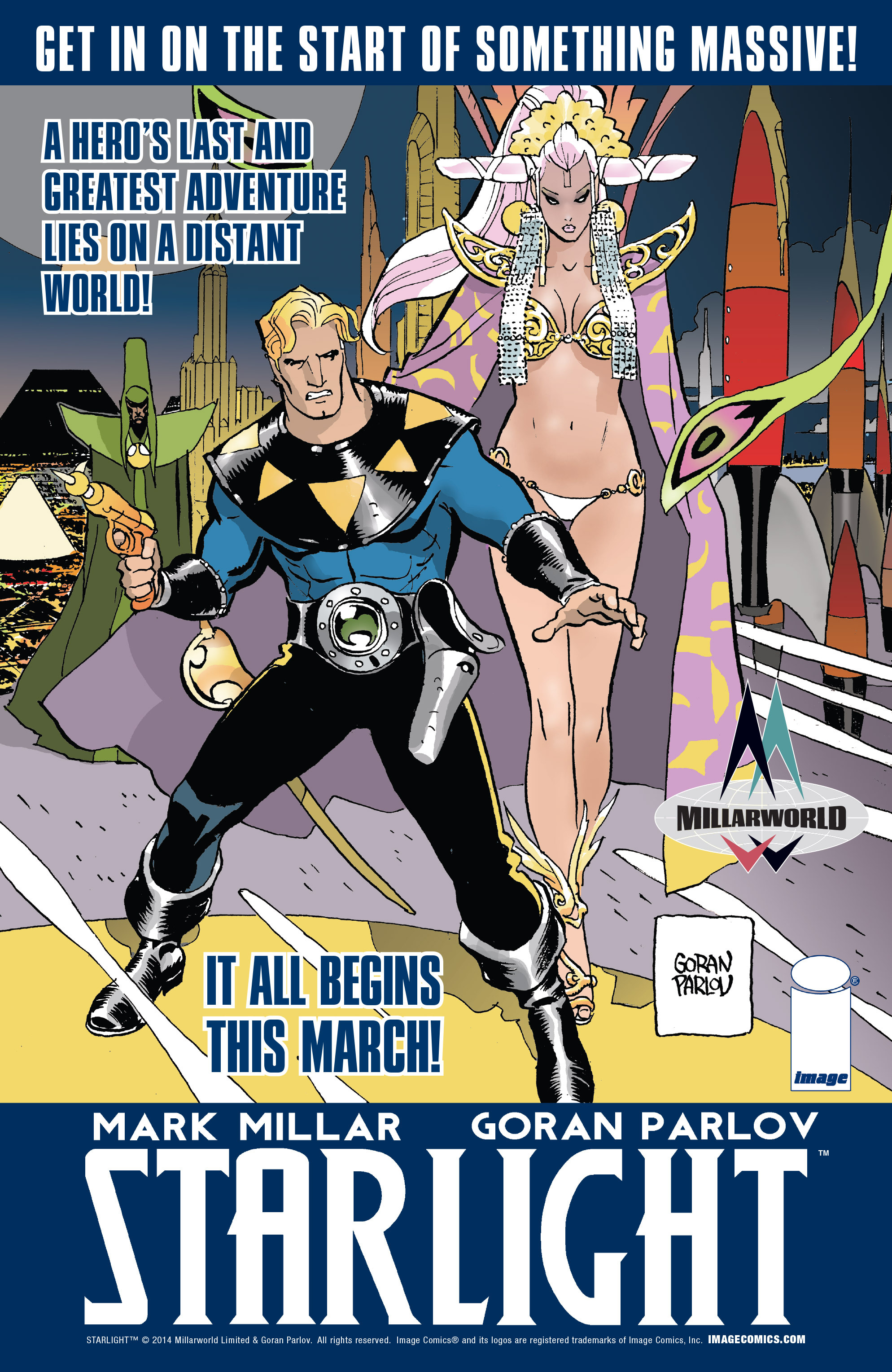 Read online Great Pacific comic -  Issue #13 - 25