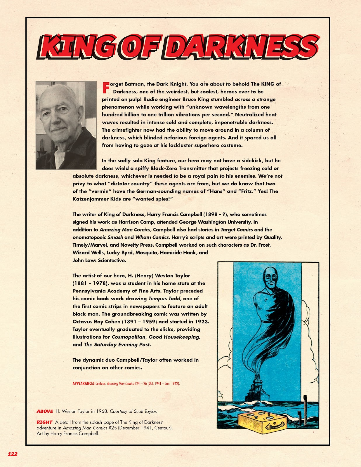 Read online Super Weird Heroes comic -  Issue # TPB 2 (Part 2) - 22