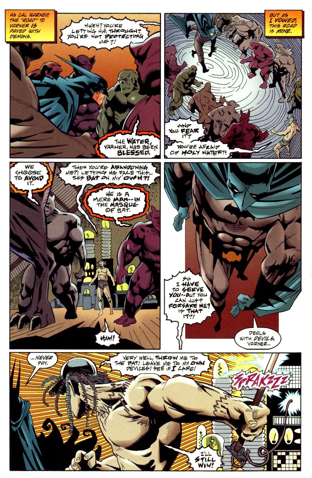 Read online Batman: Haunted Gotham comic -  Issue #2 - 42