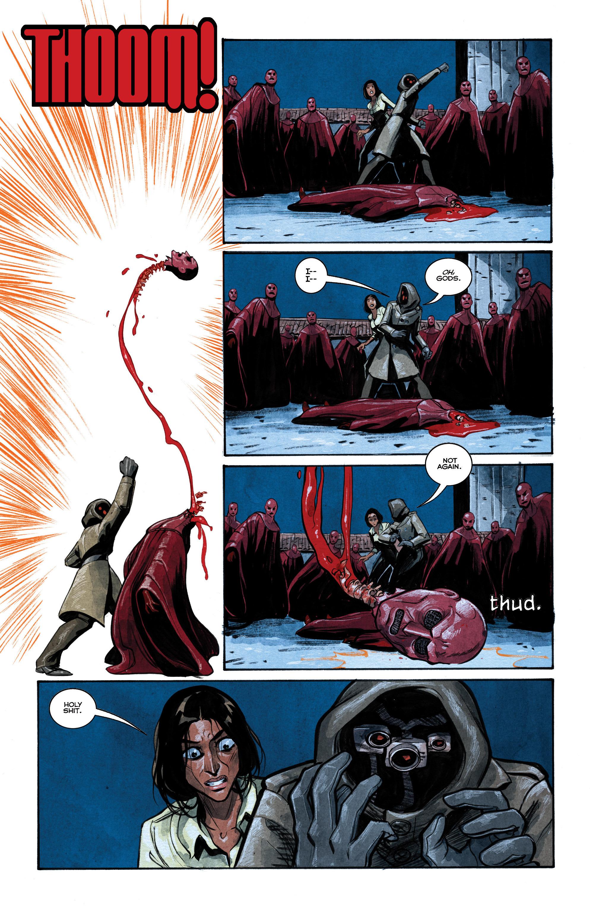 Read online Shutter comic -  Issue #14 - 2