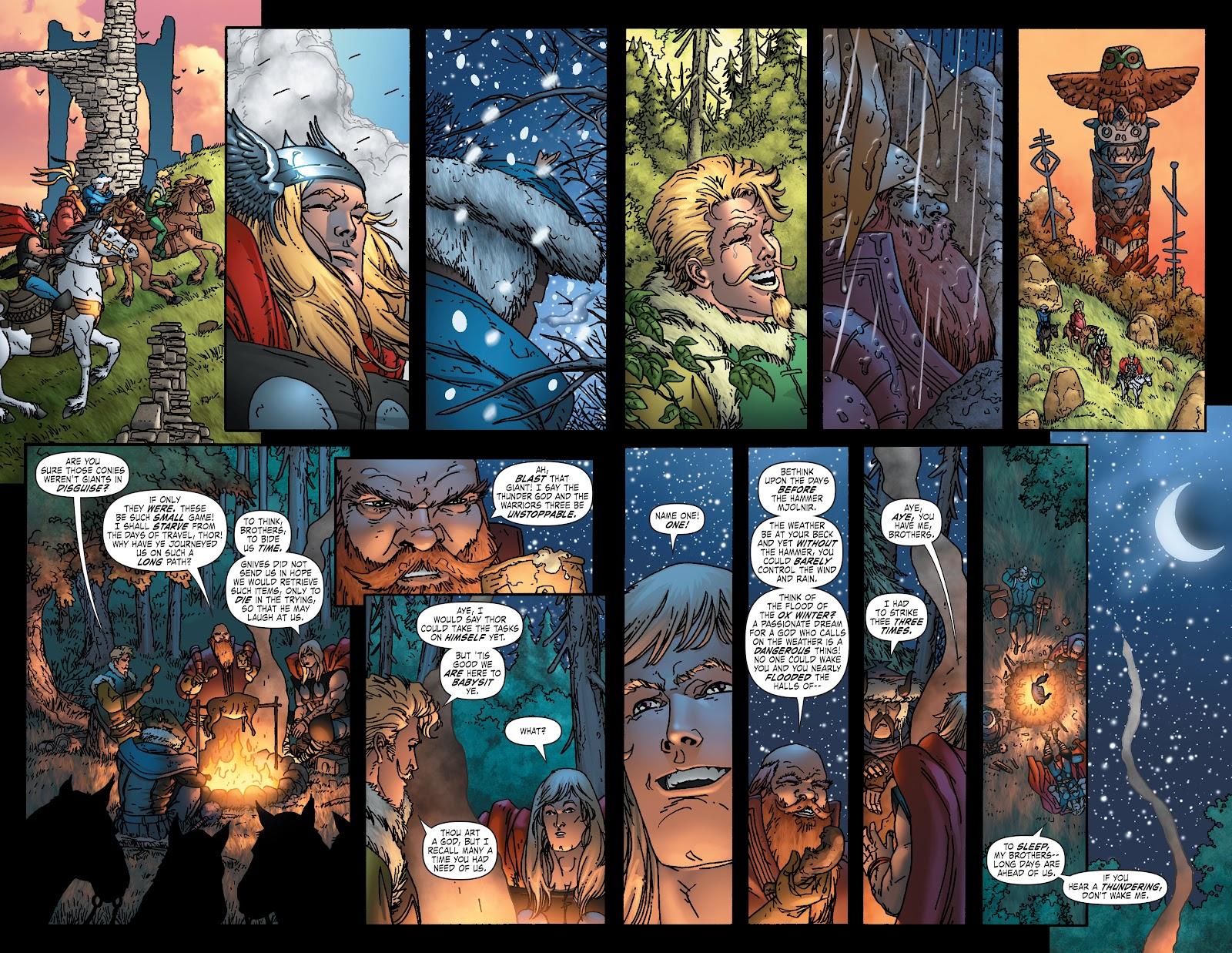 Read online Thor: Ragnaroks comic -  Issue # TPB (Part 1) - 31