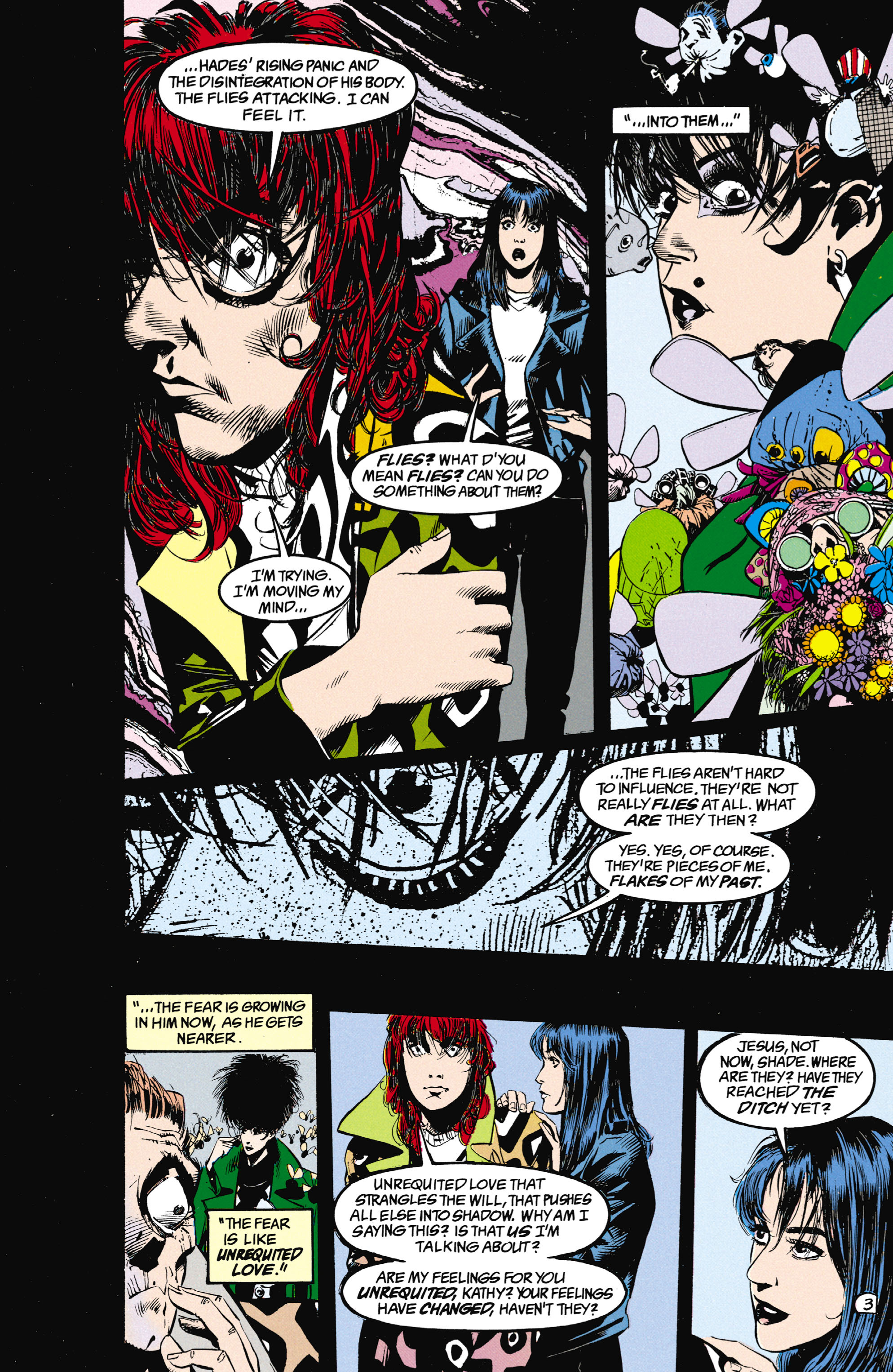 Read online Shade, the Changing Man comic -  Issue #25 - 4